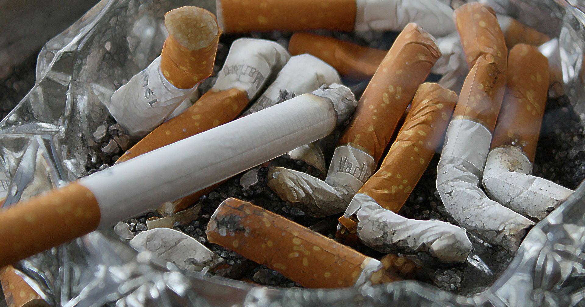 """MARIĆ """"Cigarete sljedeće godine poskupljuju do dvije kune"""""""