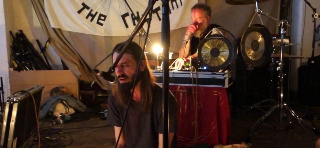 VIDEO: Ritualno-meditativni koncert u Močvari