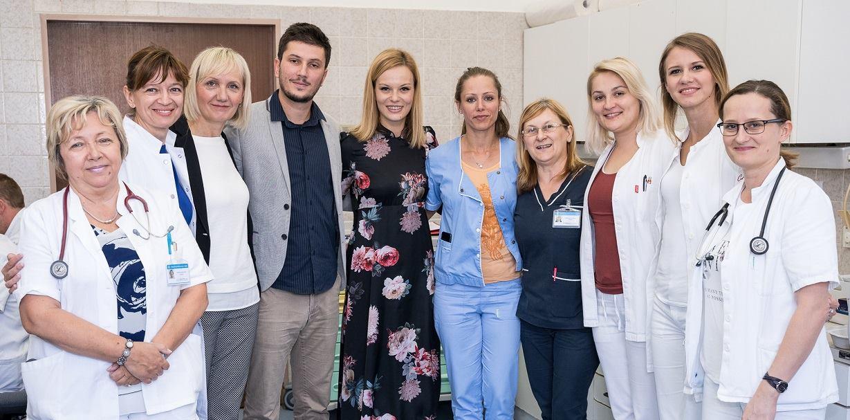 dm-ova donacija KBC-u Osijek poboljšat će uvjete rada i podići kvalitetu skrbi za pacijente