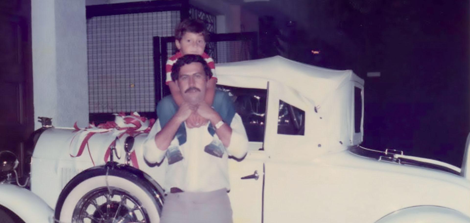 INTERVJU Juan Pablo Escobar: Moj život s ocem Pablom, šefom narko-kartela
