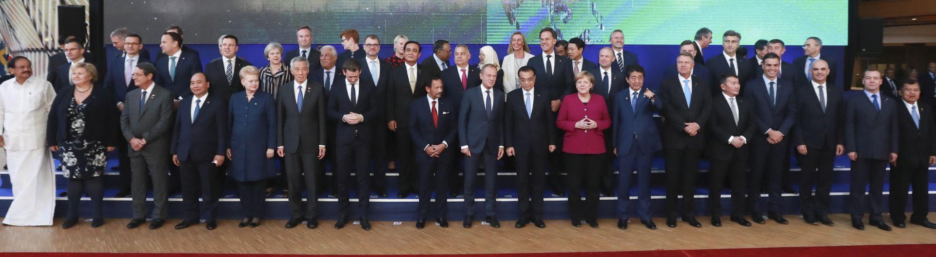 EU i Azija za slobodnu trgovinu i protiv američkog protekcionizma