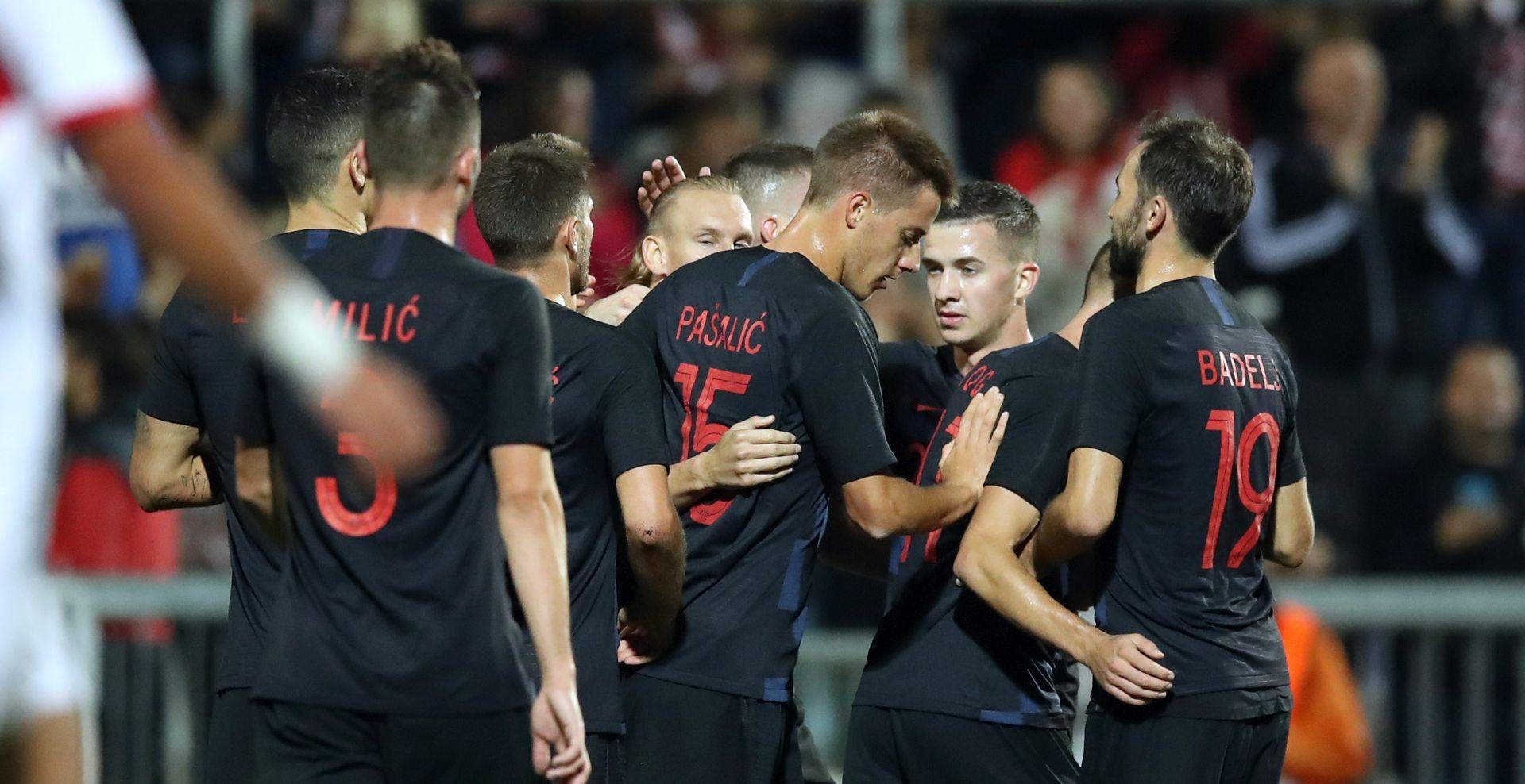 MUČENJE NA RUJEVICI Hrvatska – Jordan 2-1