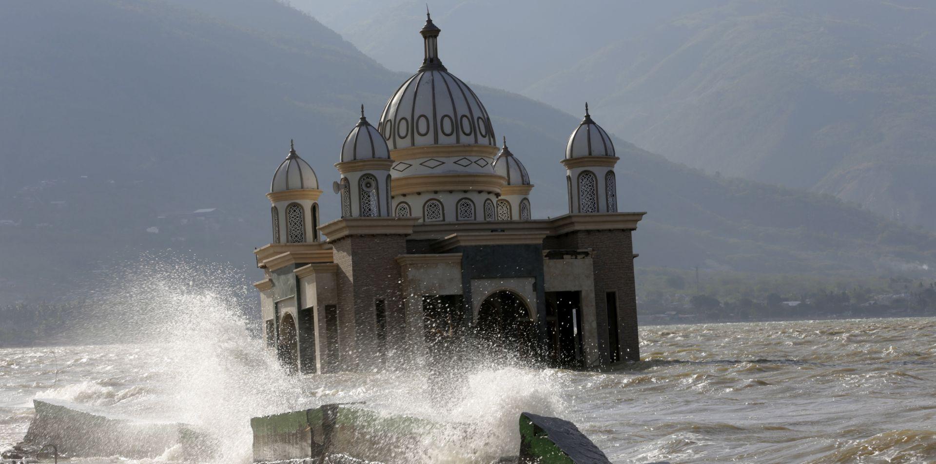 INDONEZIJA 5000 nestalih nakon cunamija