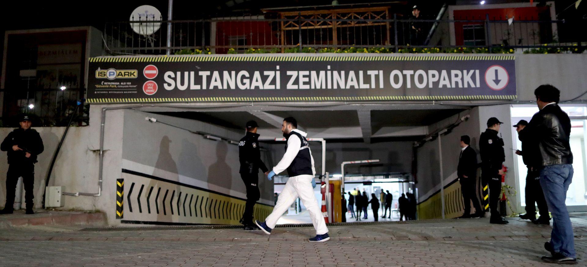 "TURSKA ISTRAGA ""Naredba odozgo za Khashoggija"""