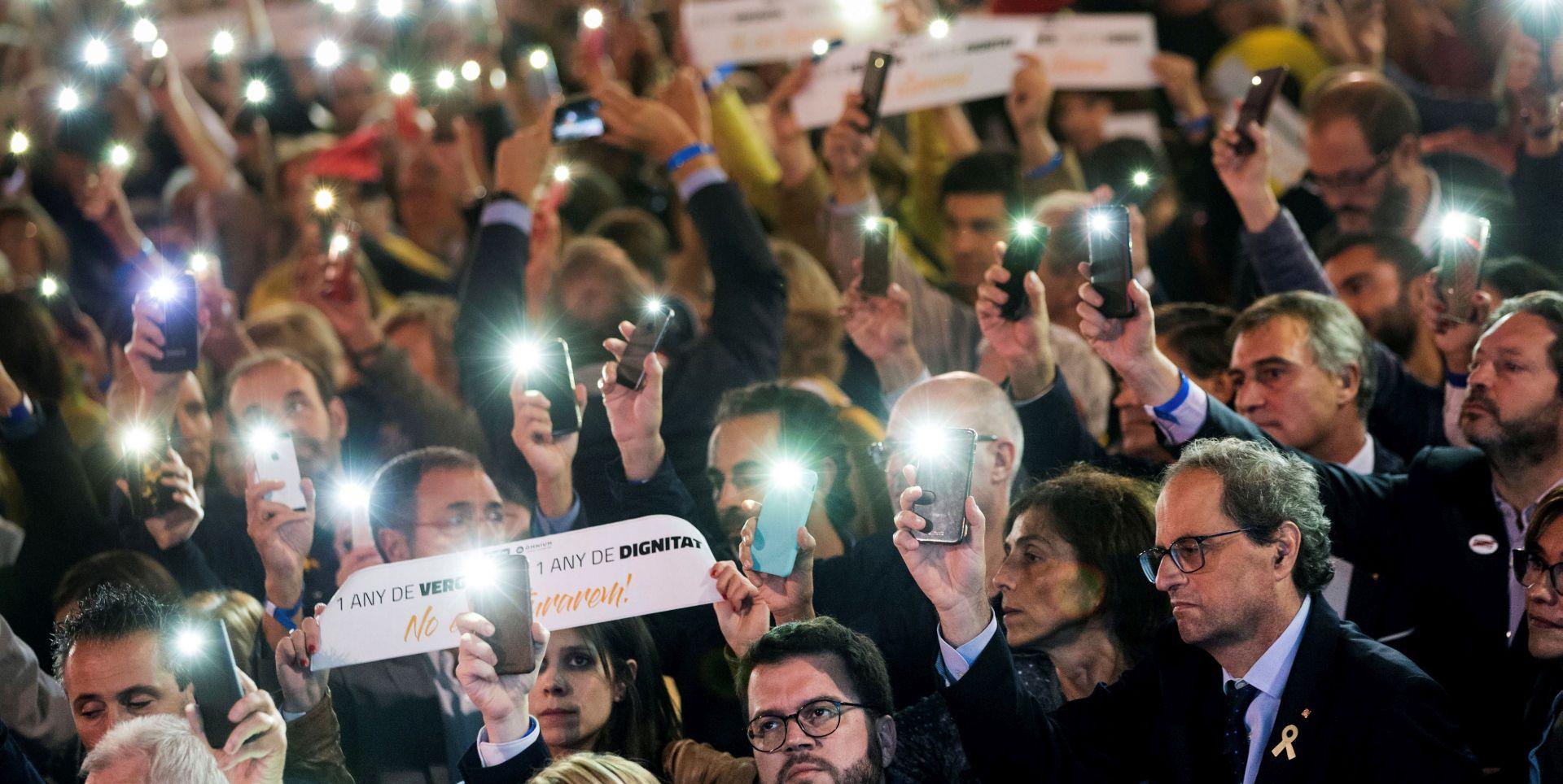 Predsjednik Katalonije prijeti masovnim prosvjedima
