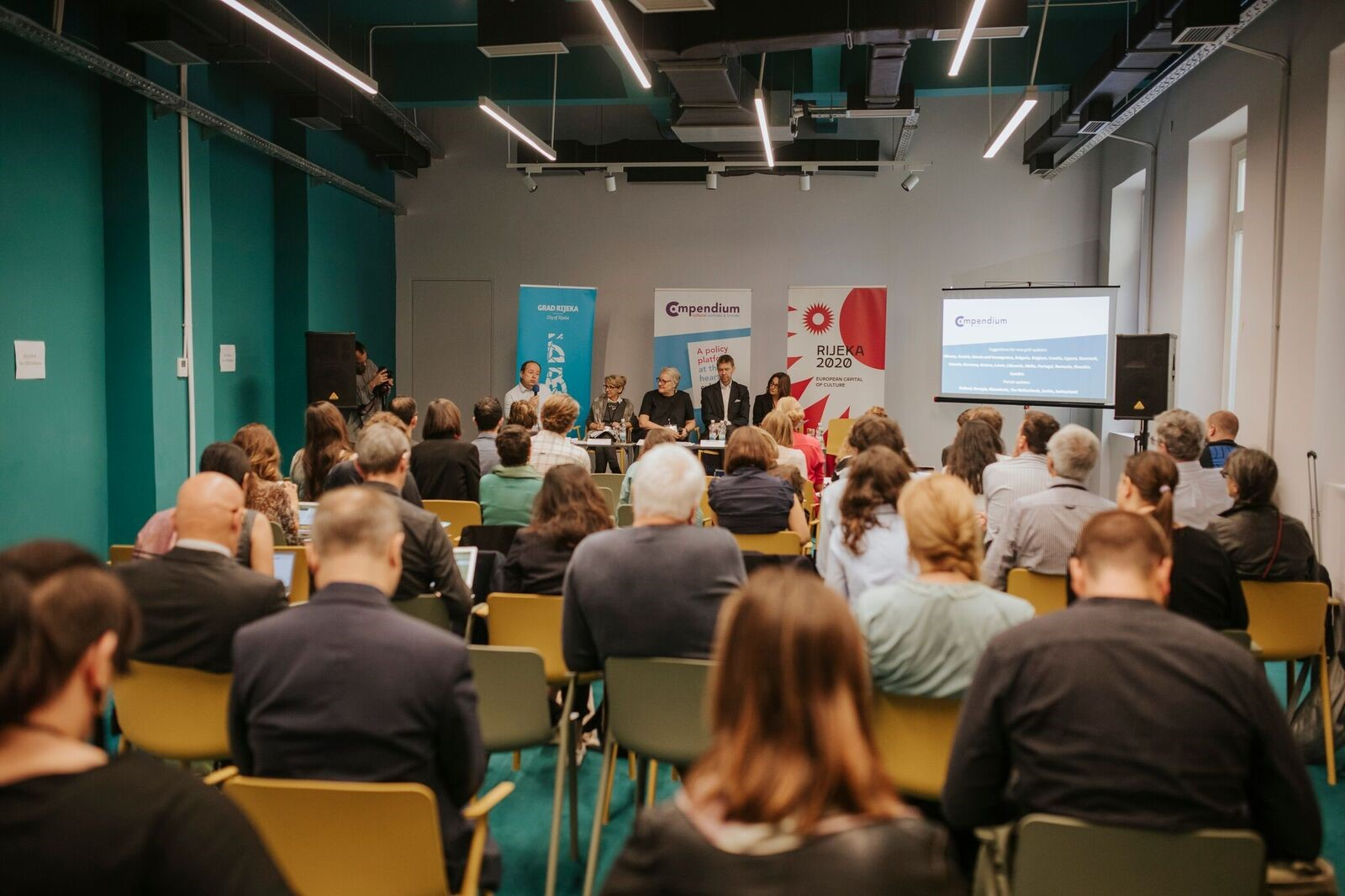 Javnim forumom u Rijeci zaključen Kompendij kulturnih politika u Europi