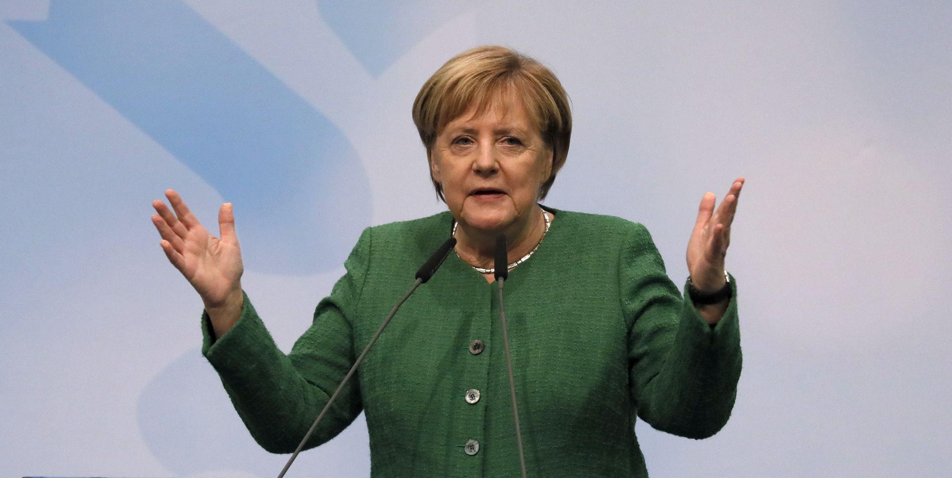 IZBORI U HESSENU Kraj ere Angele Merkel?