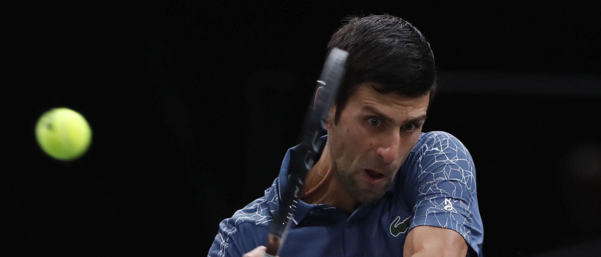 Nadal odustao od Pariza, Đoković opet No. 1