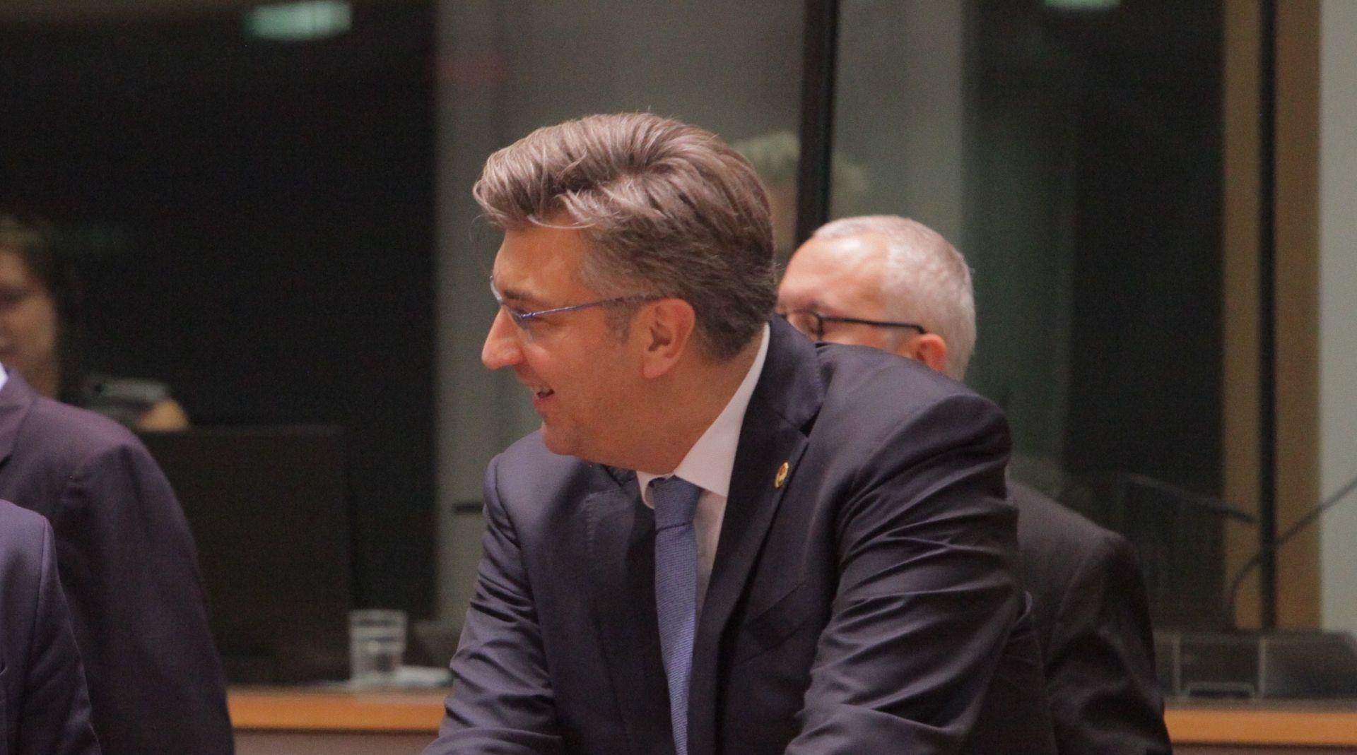 "POLA PLENKOVIĆEVA MANDATA ""Bolje ozračje i više tolerancije"""