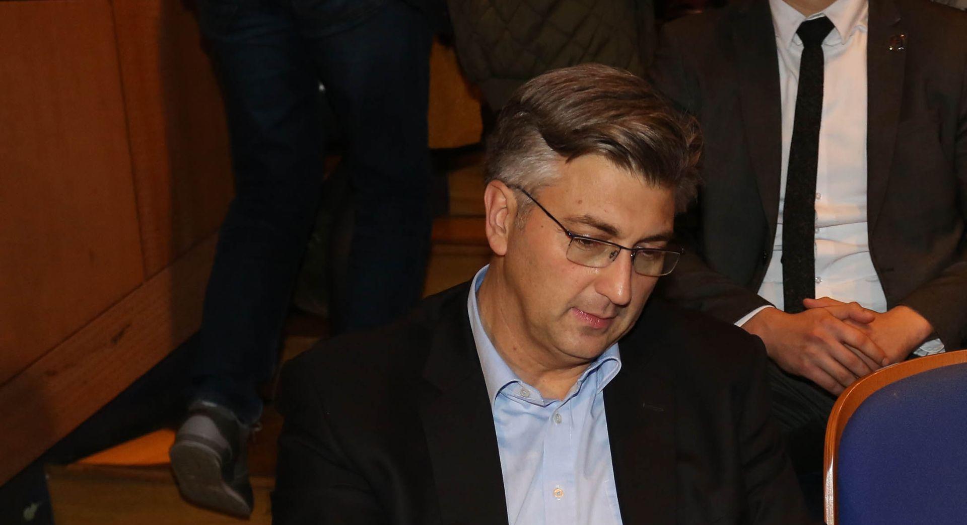 """PLENKOVIĆ """"Nisam se prepoznao u kritikama"""""""