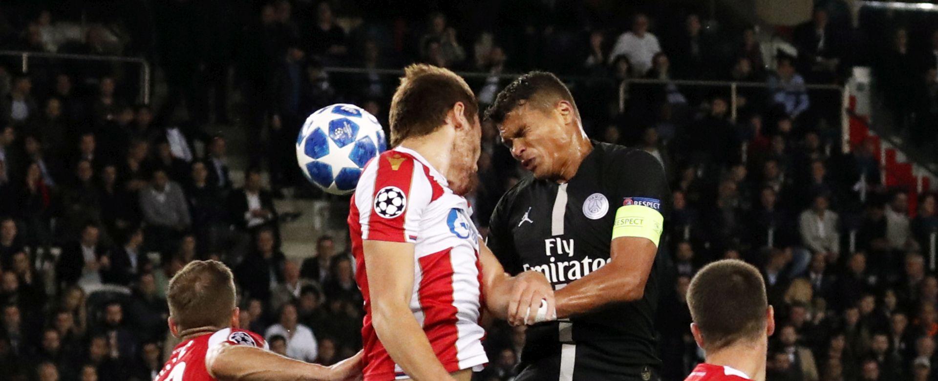 Pokrenuta istraga zbog mogućeg namještanja rezultata utakmice Paris SG – Crvena zvezda