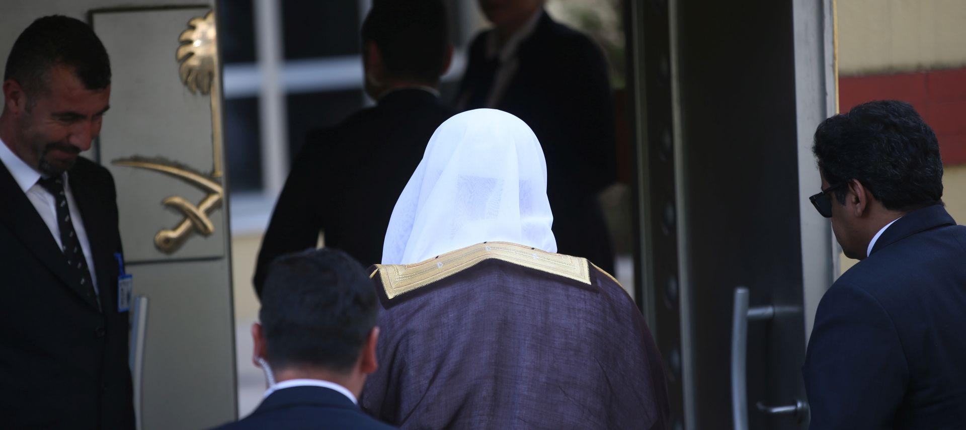 """TURSKI ISTRAŽITELJ """"Khashoggi zadavljen pa raskomadan"""""""