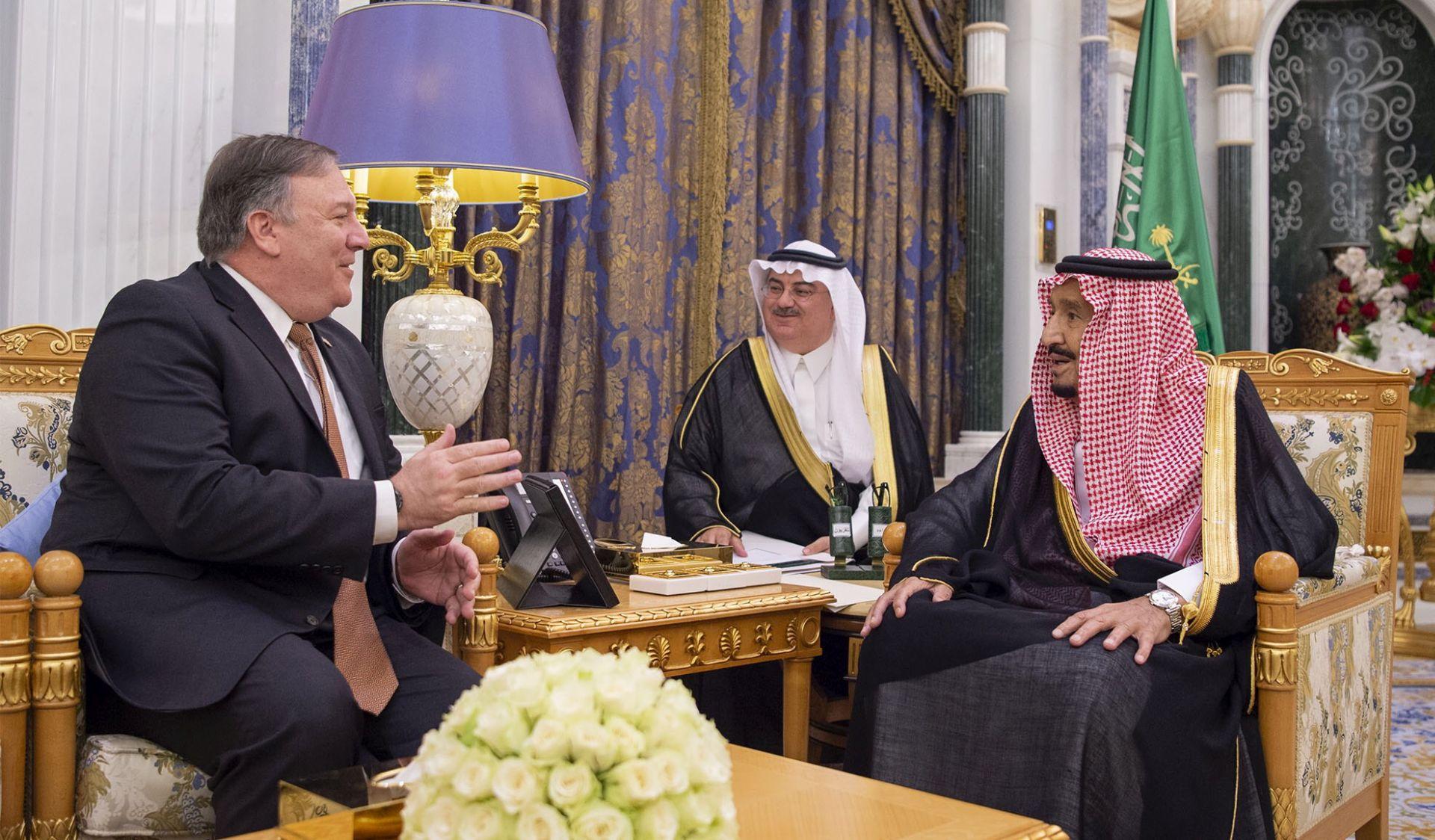 KHASHOGGI Arapi uz Saudijce, Zapad suzdržan