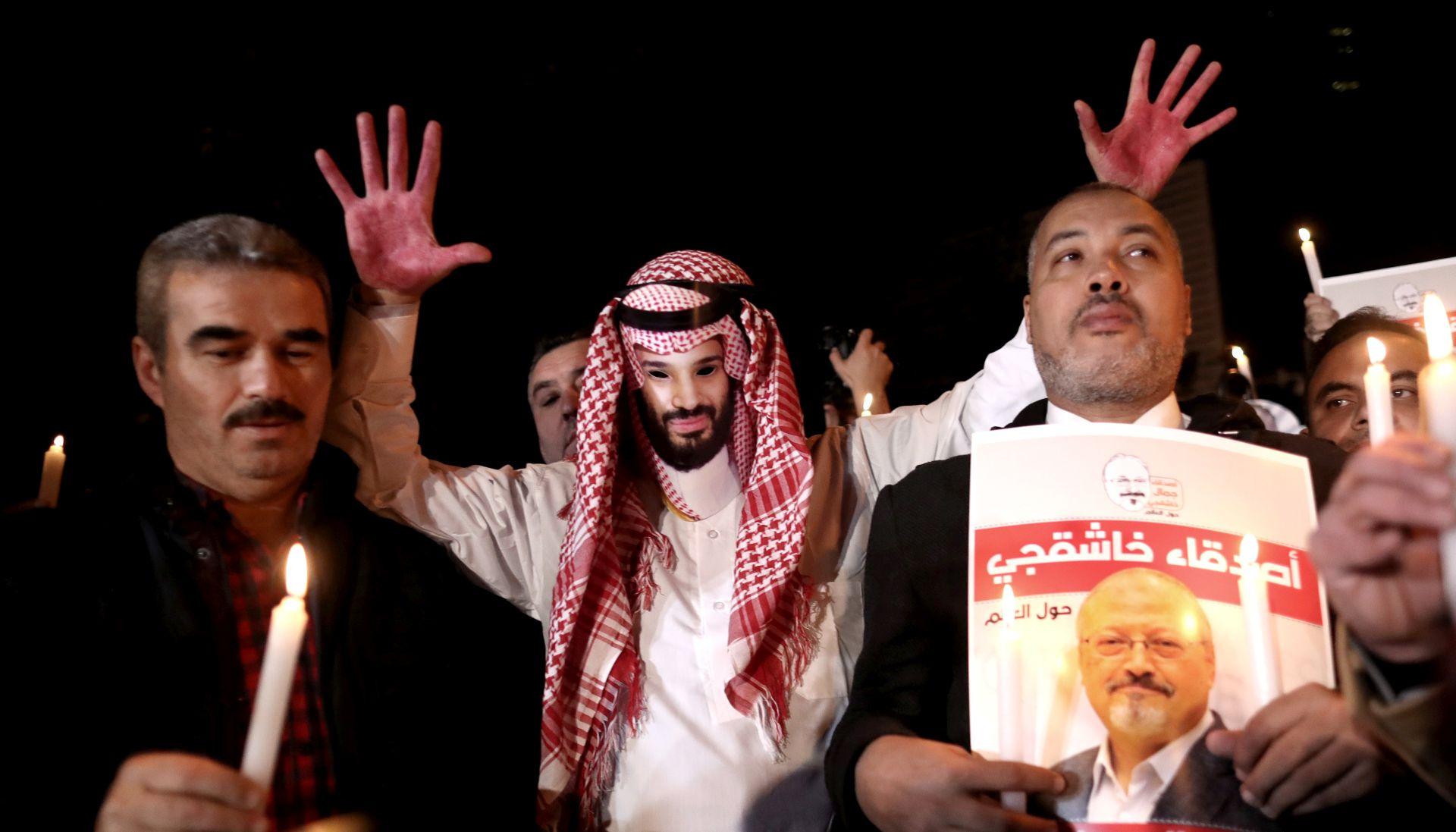 Sinu raskomadanog Khashoggija dopušten izlazak iz SA