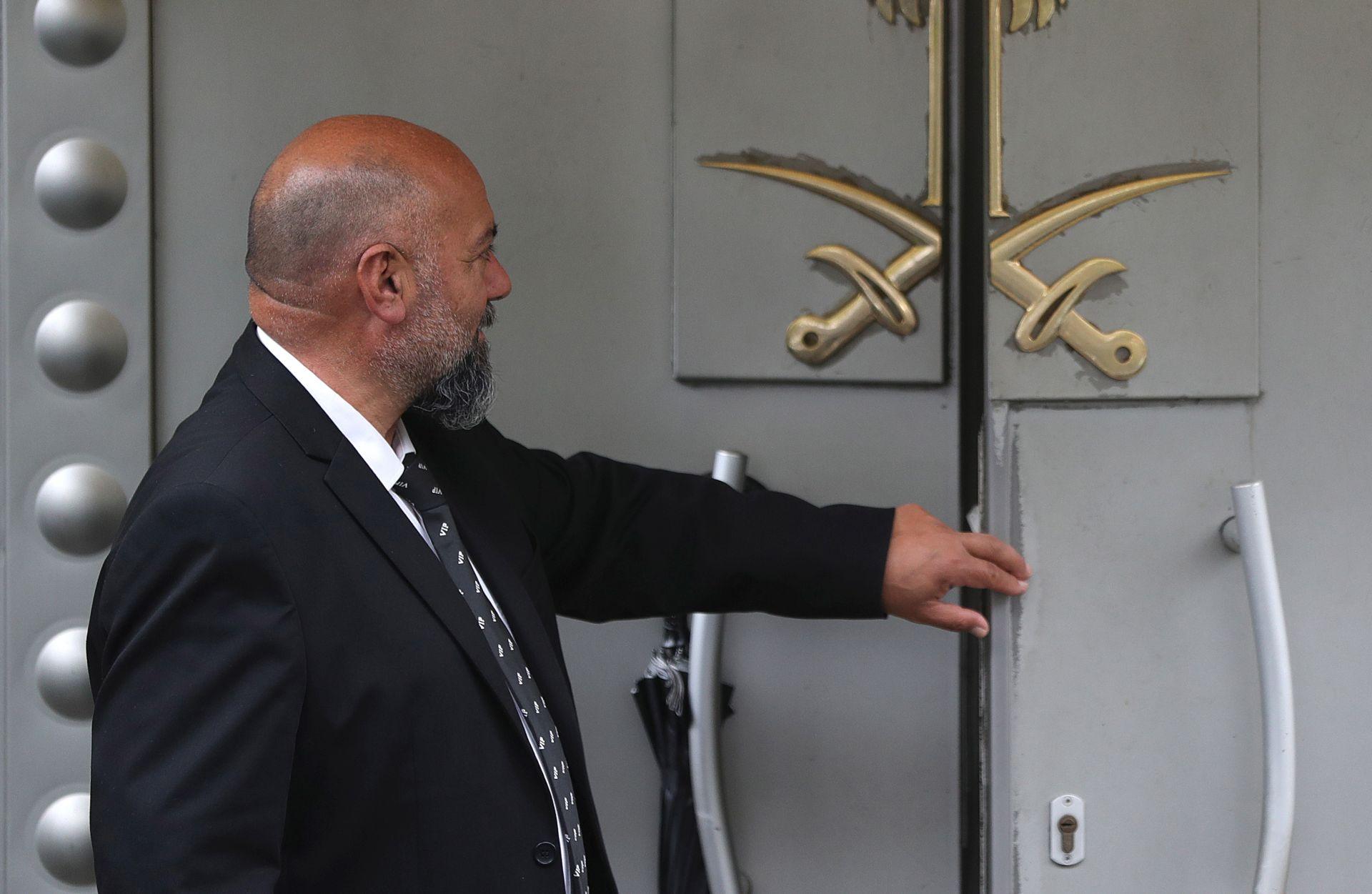 AUDIO DOKAZ Khashoggi ubijen u konzulatu?
