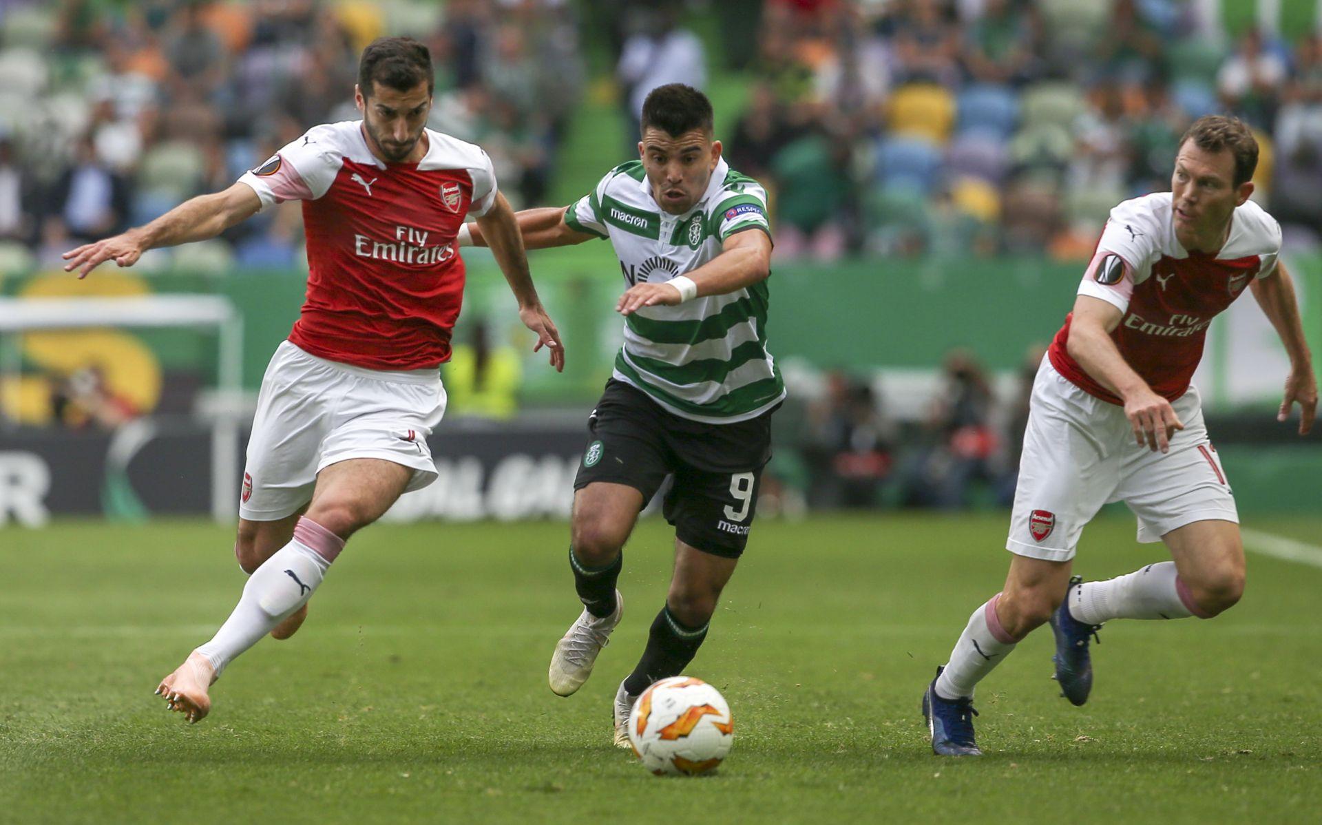 Arsenal slavio u Lisabonu, Betis srušio Milan