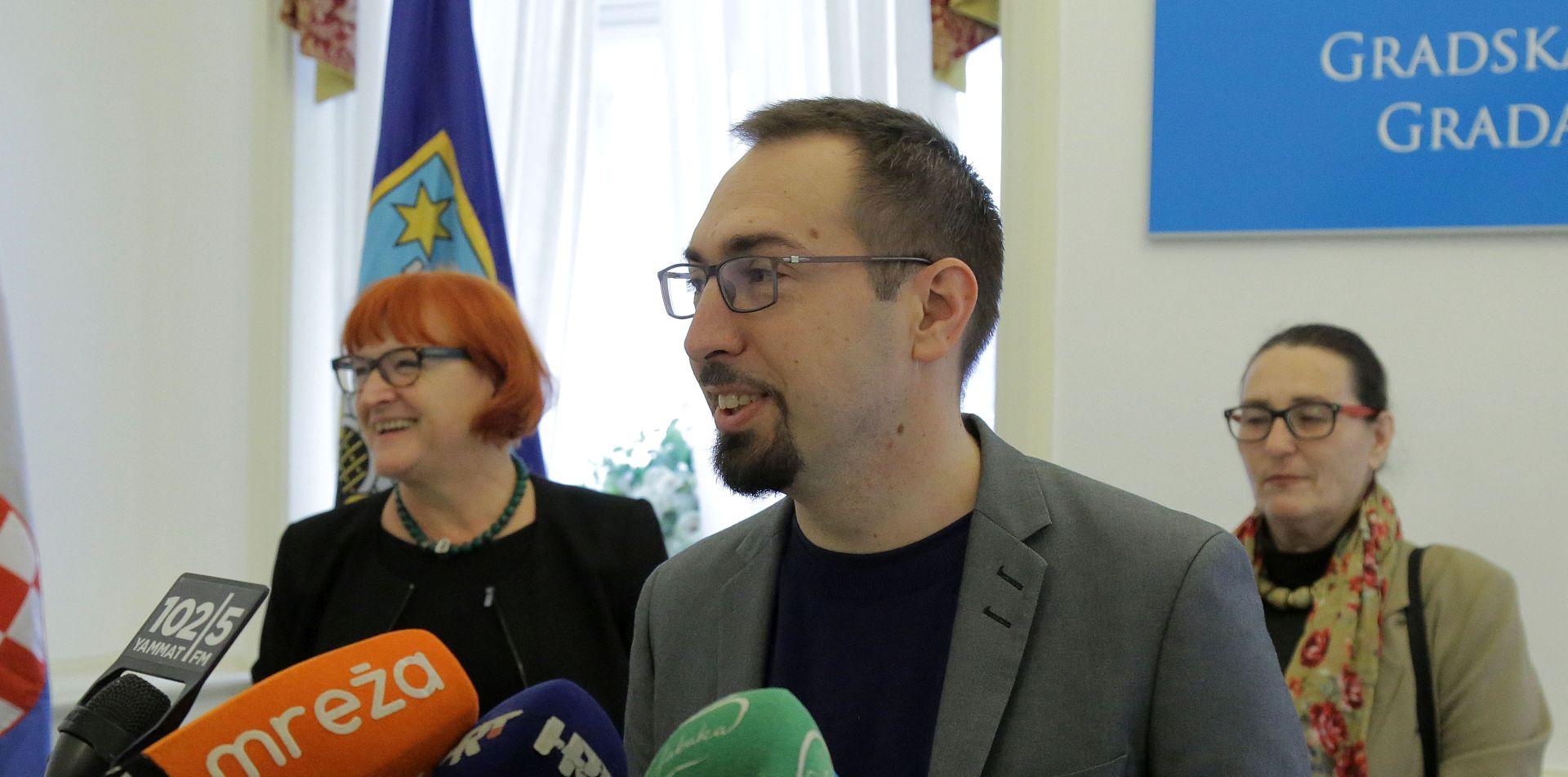 """Tomašević: """"Ovo su HDZ-ova predizborna uhićenja"""""""