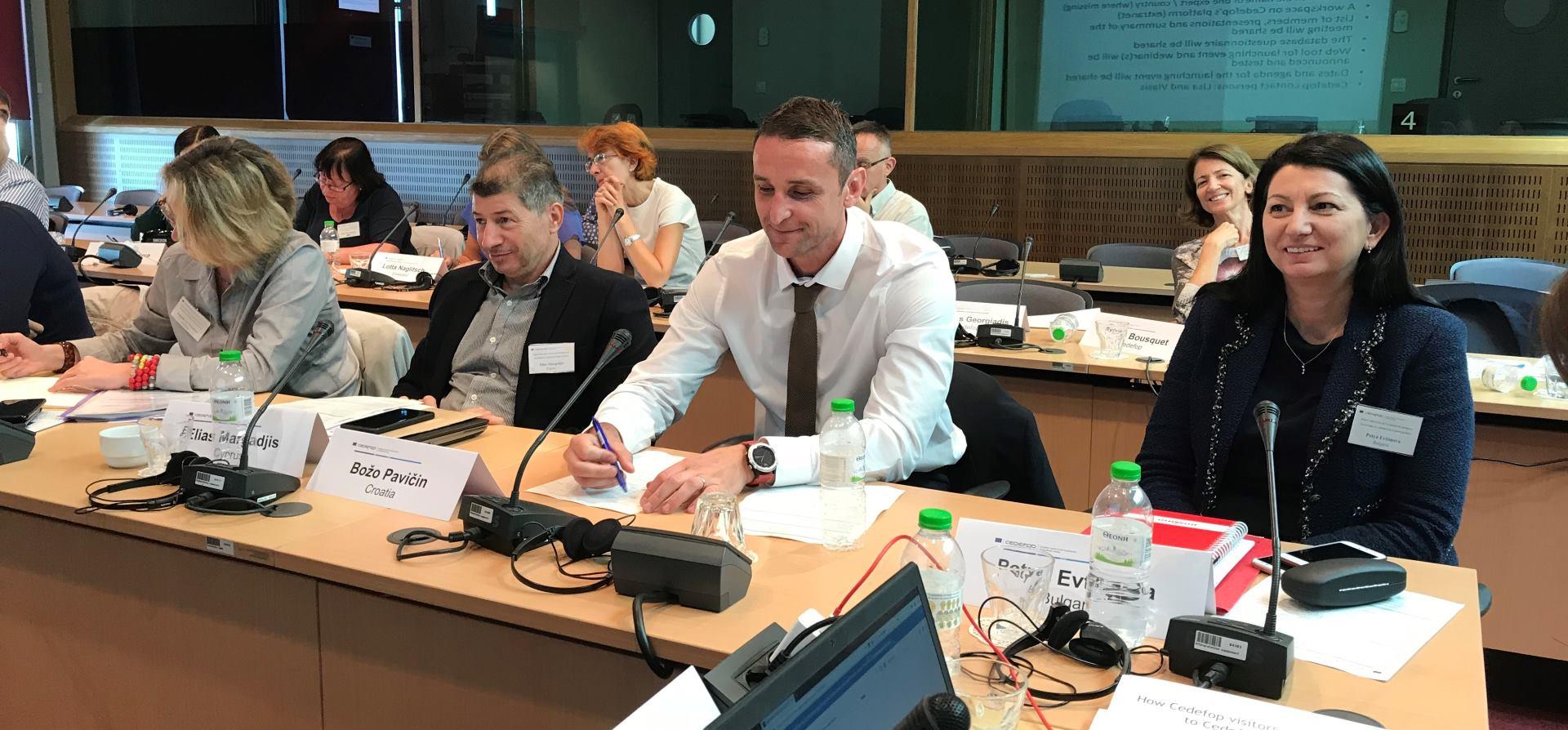 CEDEFOP imenovao predstavnika HGK nacionalnim stručnjakom za strukovno obrazovanje