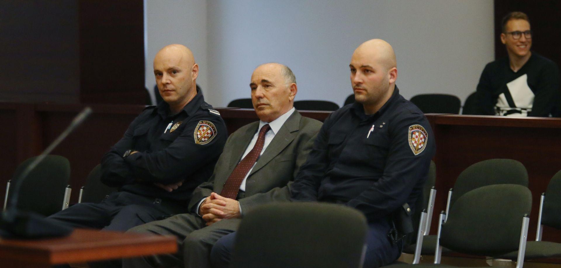 ČETNIK Rušitelju brane Peruča 9 godina zatvora