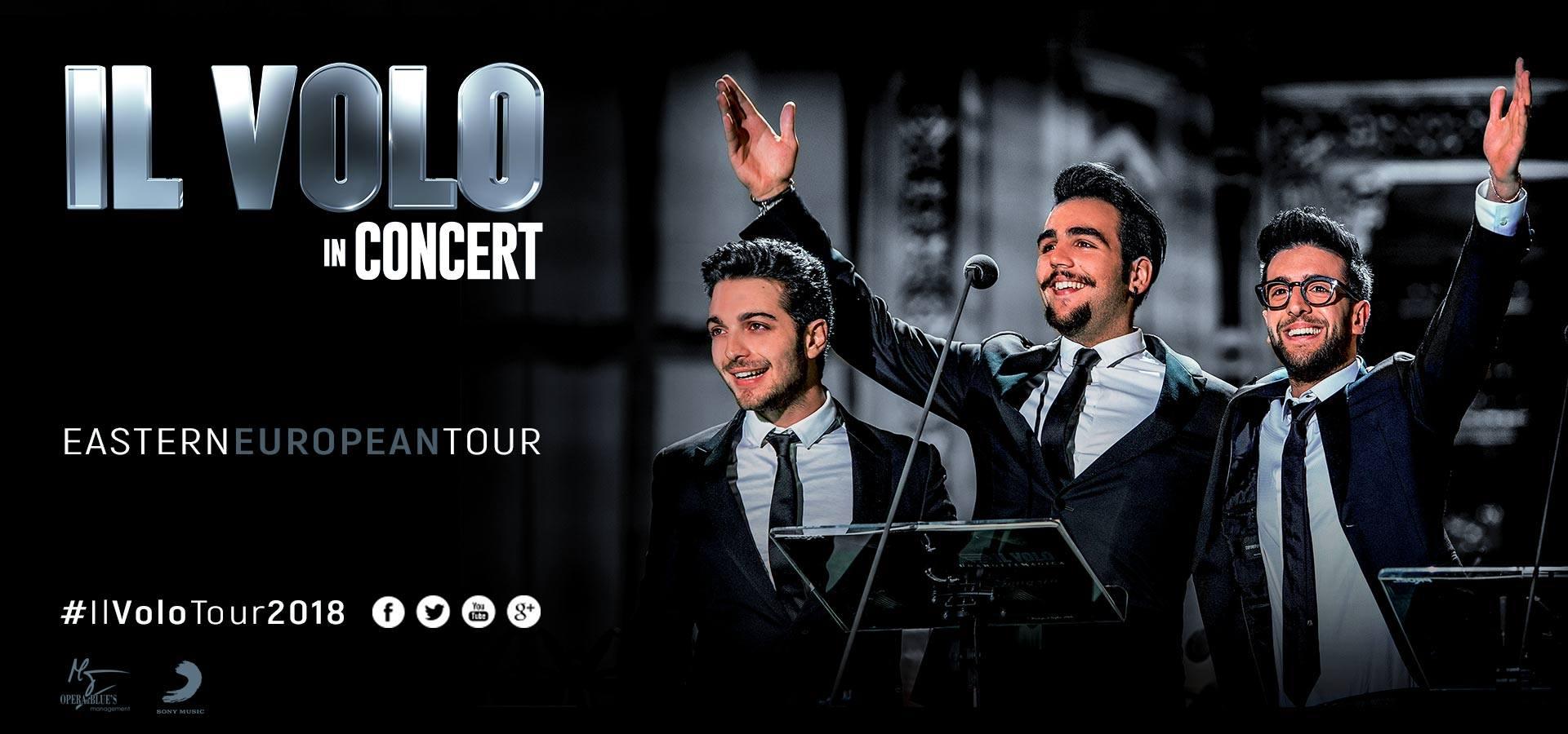 VIDEO: Talijanska grupa 'Il Volo' nastavlja europsku turneju