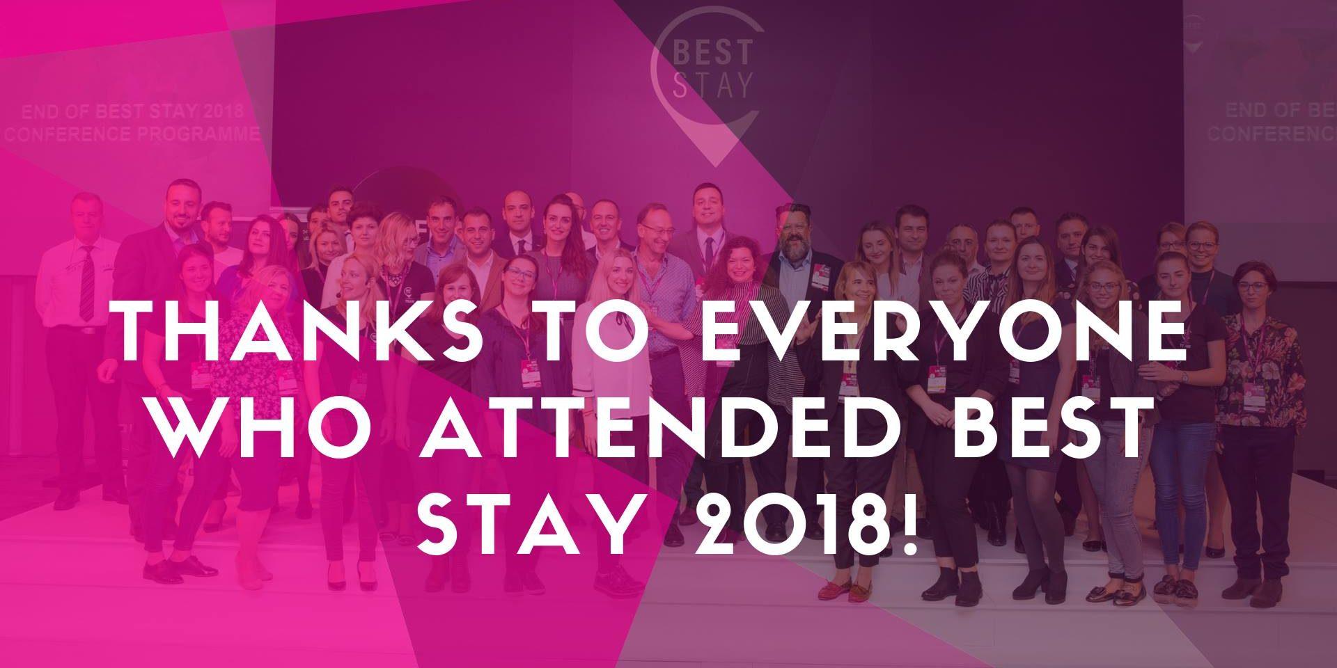 FOTO: Završilo četvrto izdanje Best Stay konferencije u Dubrovniku