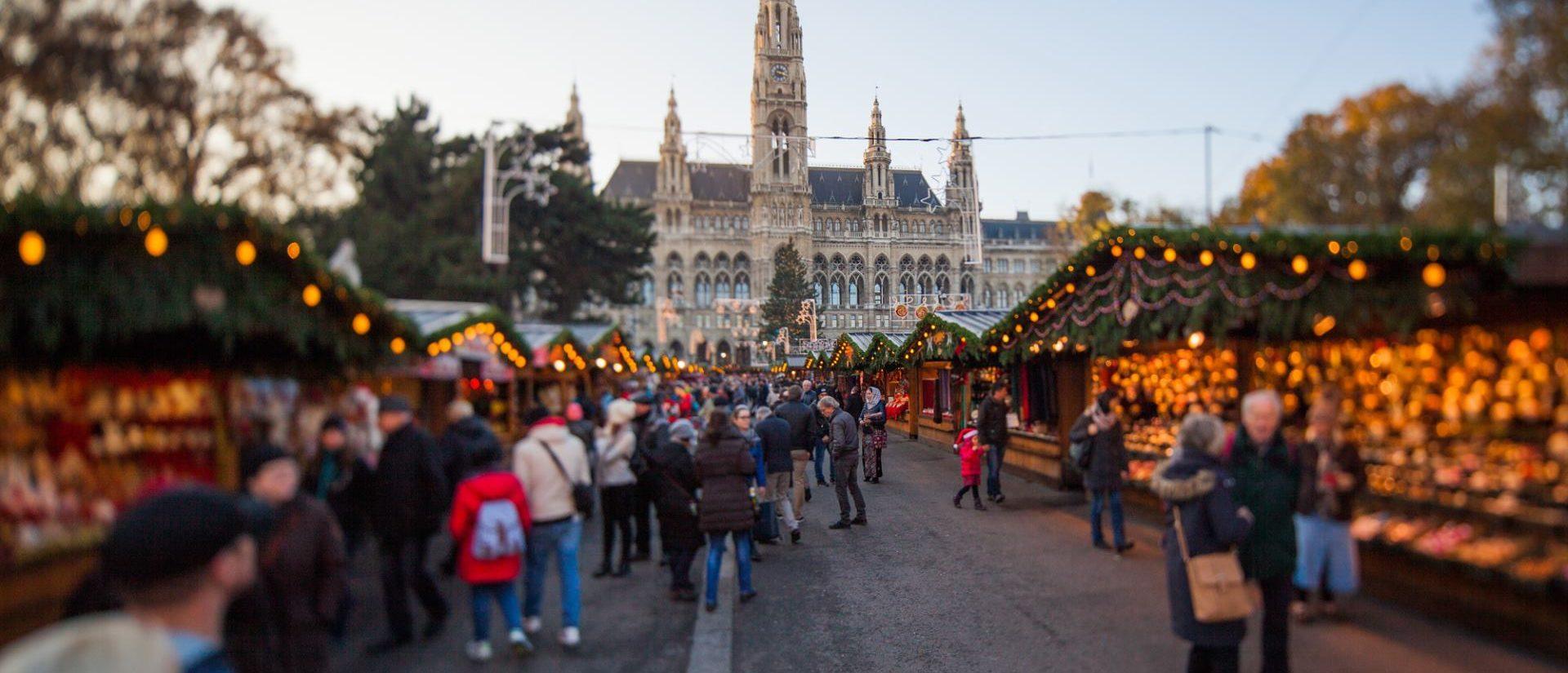 Beč koristi adventske sajmove za testiranje 5G tehnologije