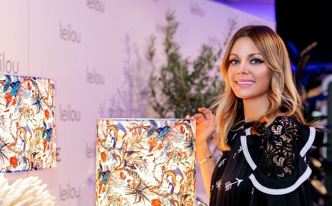 Aleksandra Dojčinović se okušala u produkt dizajnu