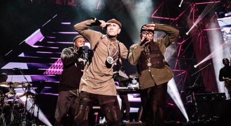 VIDEO: Plesni nastup na novi singl Black Eyed Peasa