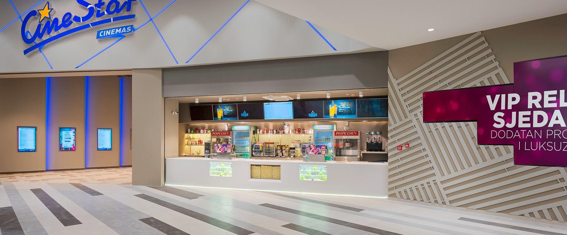 FOTO: CineStar Pula otvorio vrata za posjetitelje željne dobrih filmova