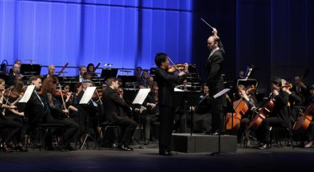 Simfonijski koncert 'Brahms, Bernstein, Bartok' u HNK Ivana pl. Zajca