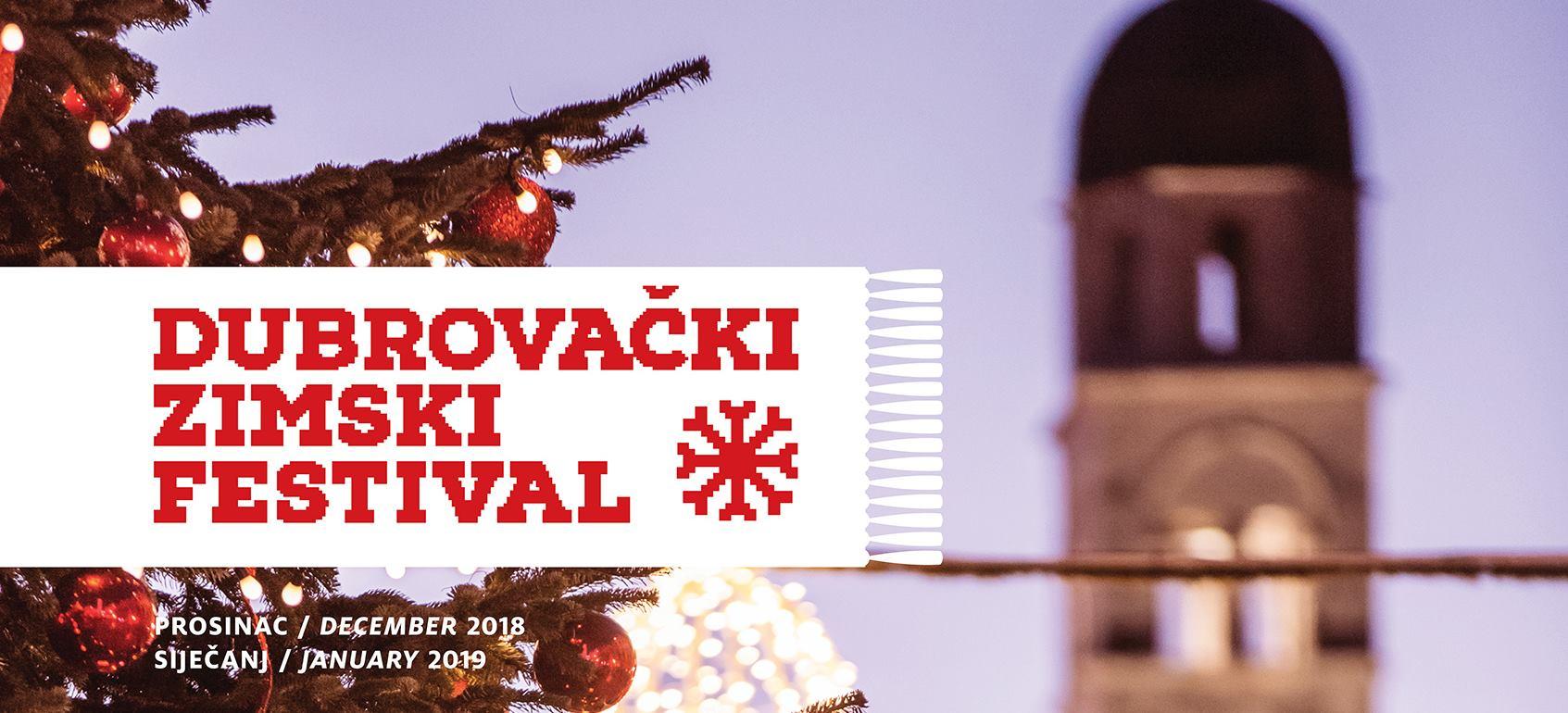 FOTO: 'Dubrovački zimski festival' će se predstaviti u Ljubljani, Zagrebu i Sarajevu