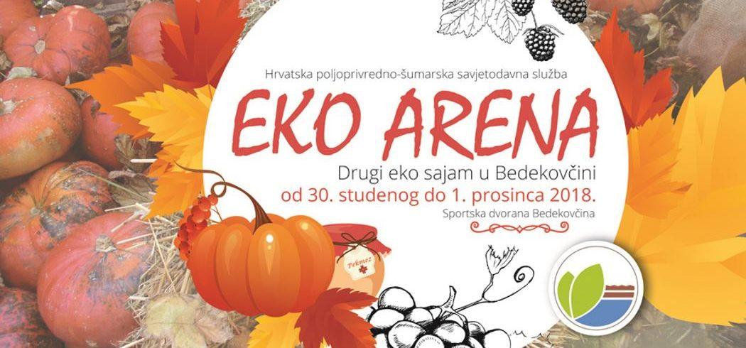 Poziv ekološkim proizvođačima na drugi ekološki sajam Eko Arena