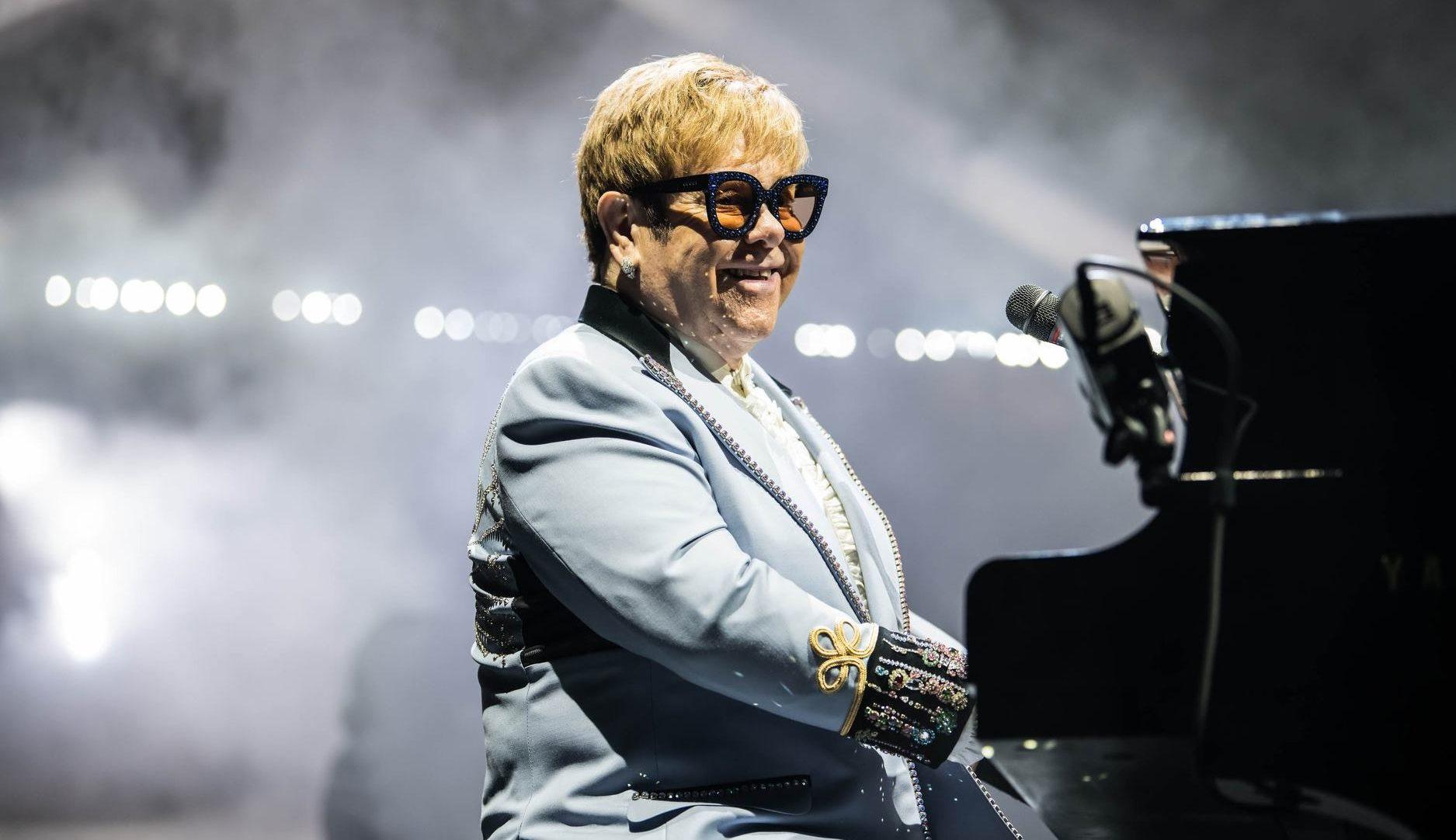 Elton John se prisjetio najboljeg nastupa Arethe Franklin