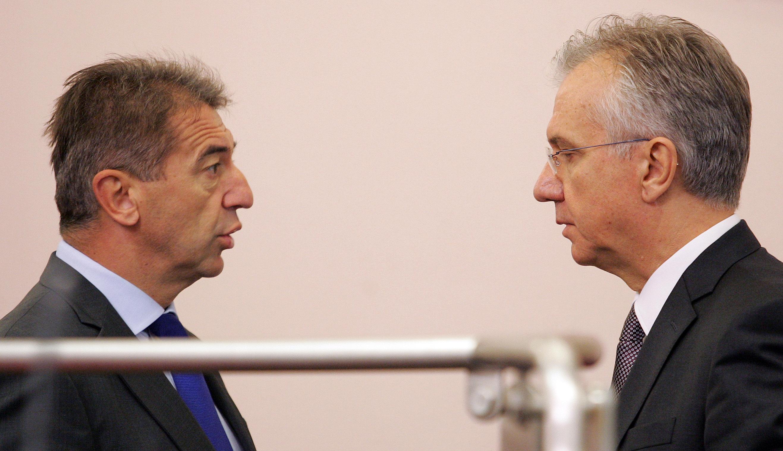 Milinović se ispričao Ostojiću zbog izjave da je odgovoran za smrt 24 pacijenta