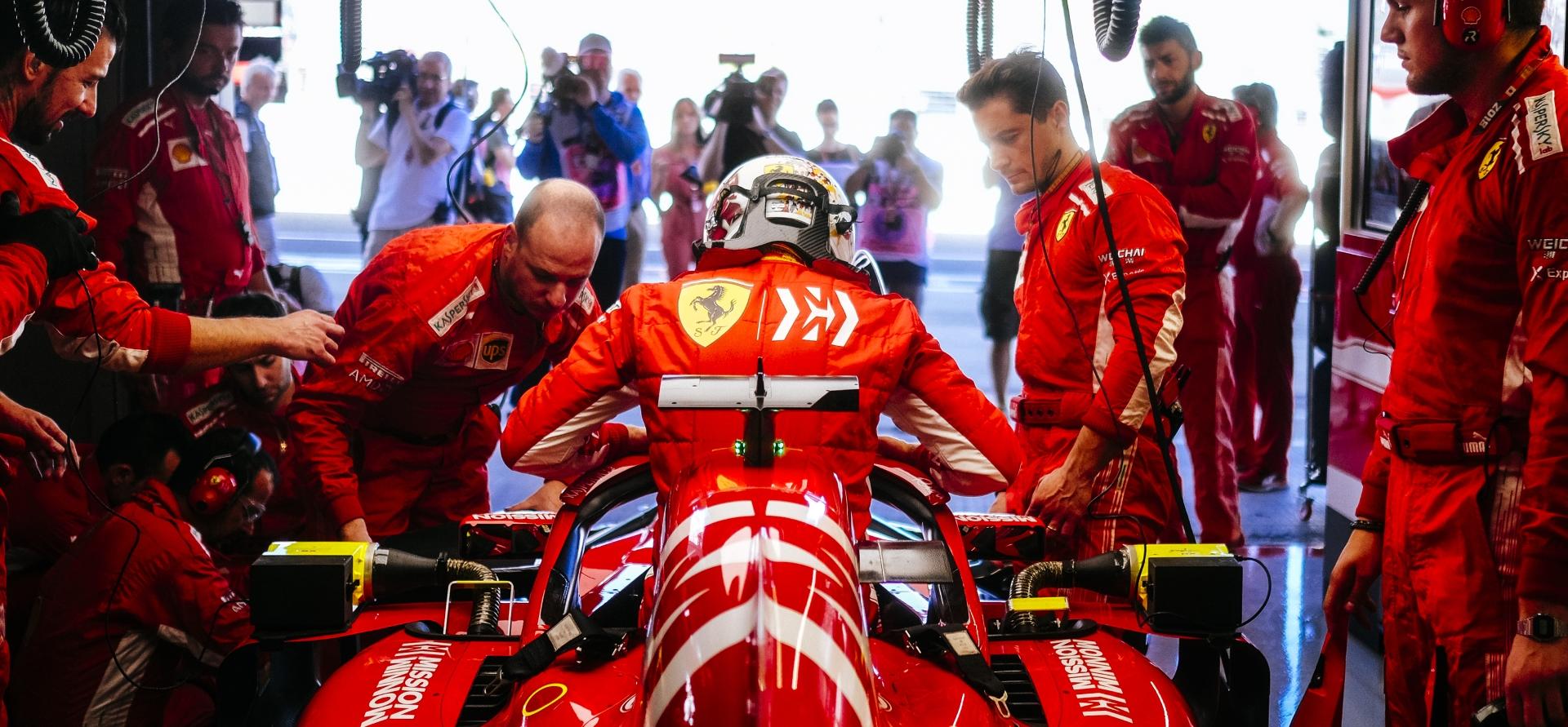 Philip Morris International i Scuderia Ferrari okreću se budućnosti kroz Misiju Winnow