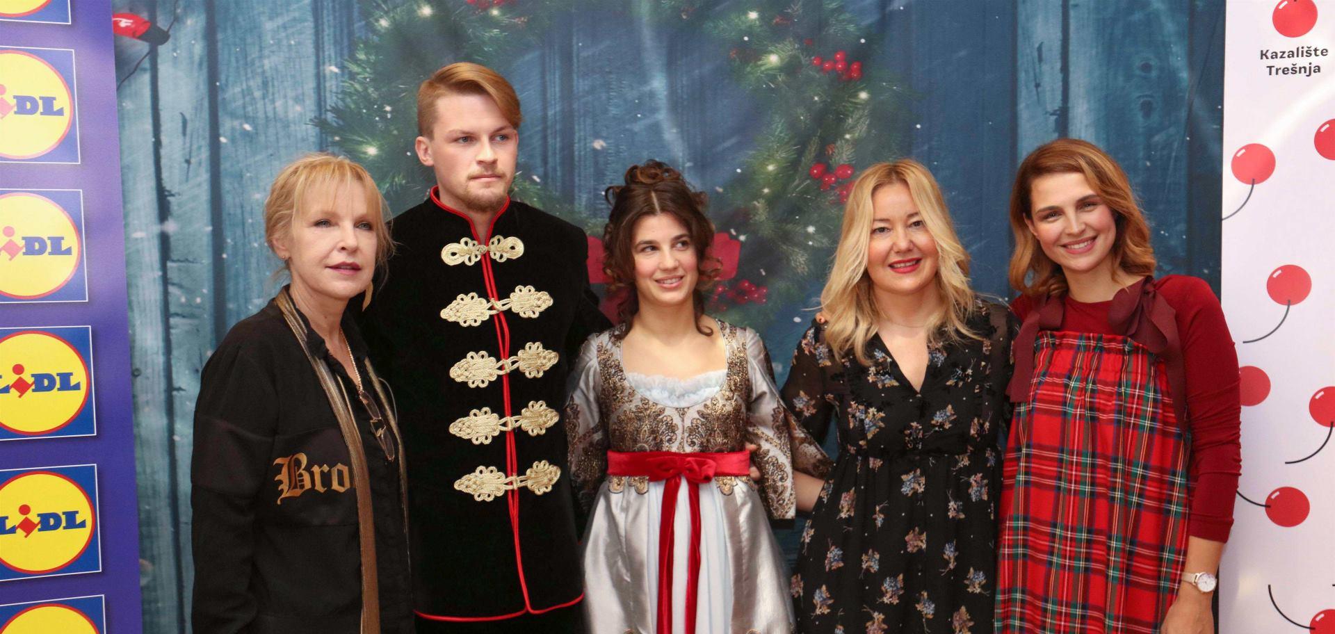 Gradsko kazalište Trešnja i Lidl Hrvatska surađuju na produkciji predstave 'Orašar'