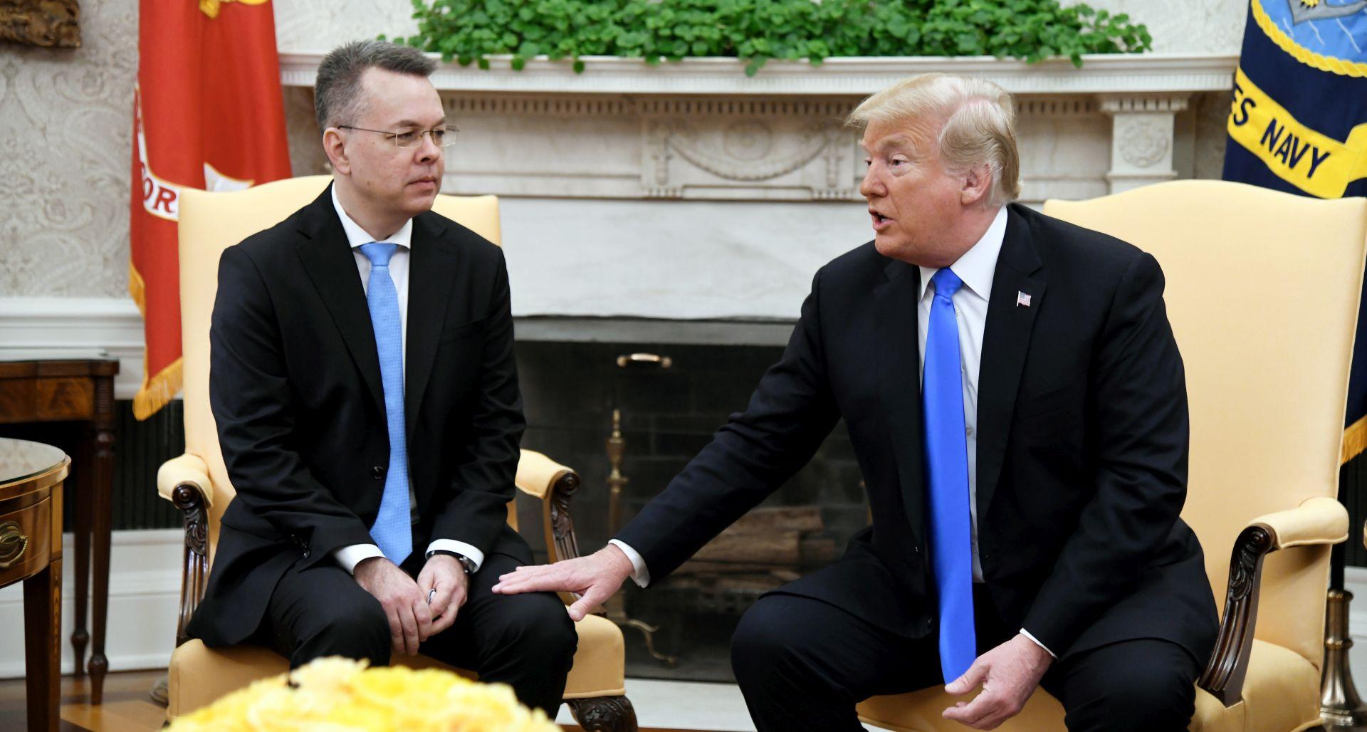 SAD i Turska su si međusobno ukinule sankcije
