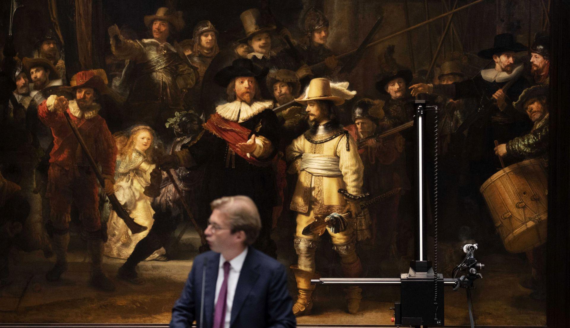 """Amsterdam će pokazati """"sve Rembrandte"""""""