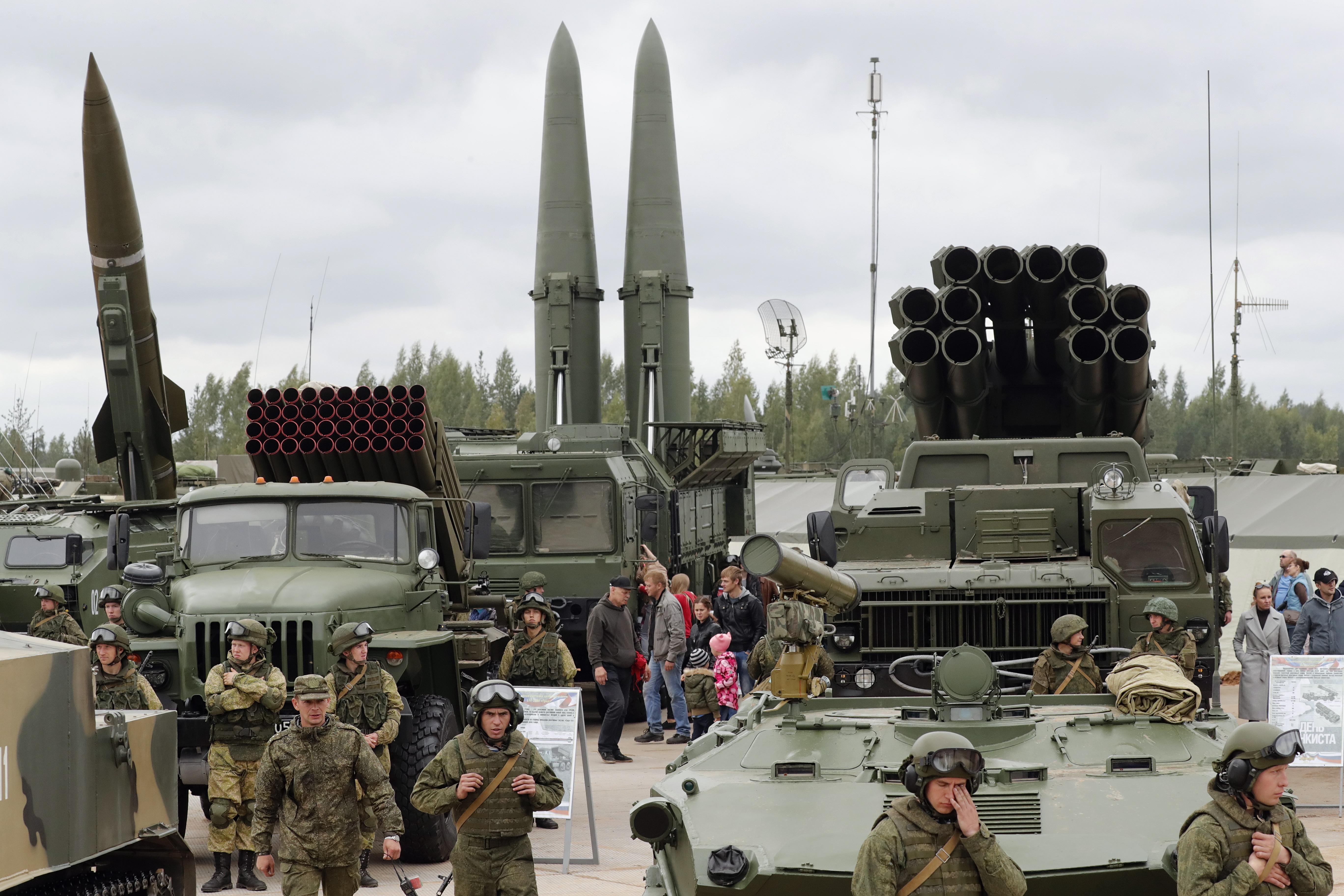 Putin poručio da Rusija želi dijalog sa SAD-om o nuklearnom sporazumu