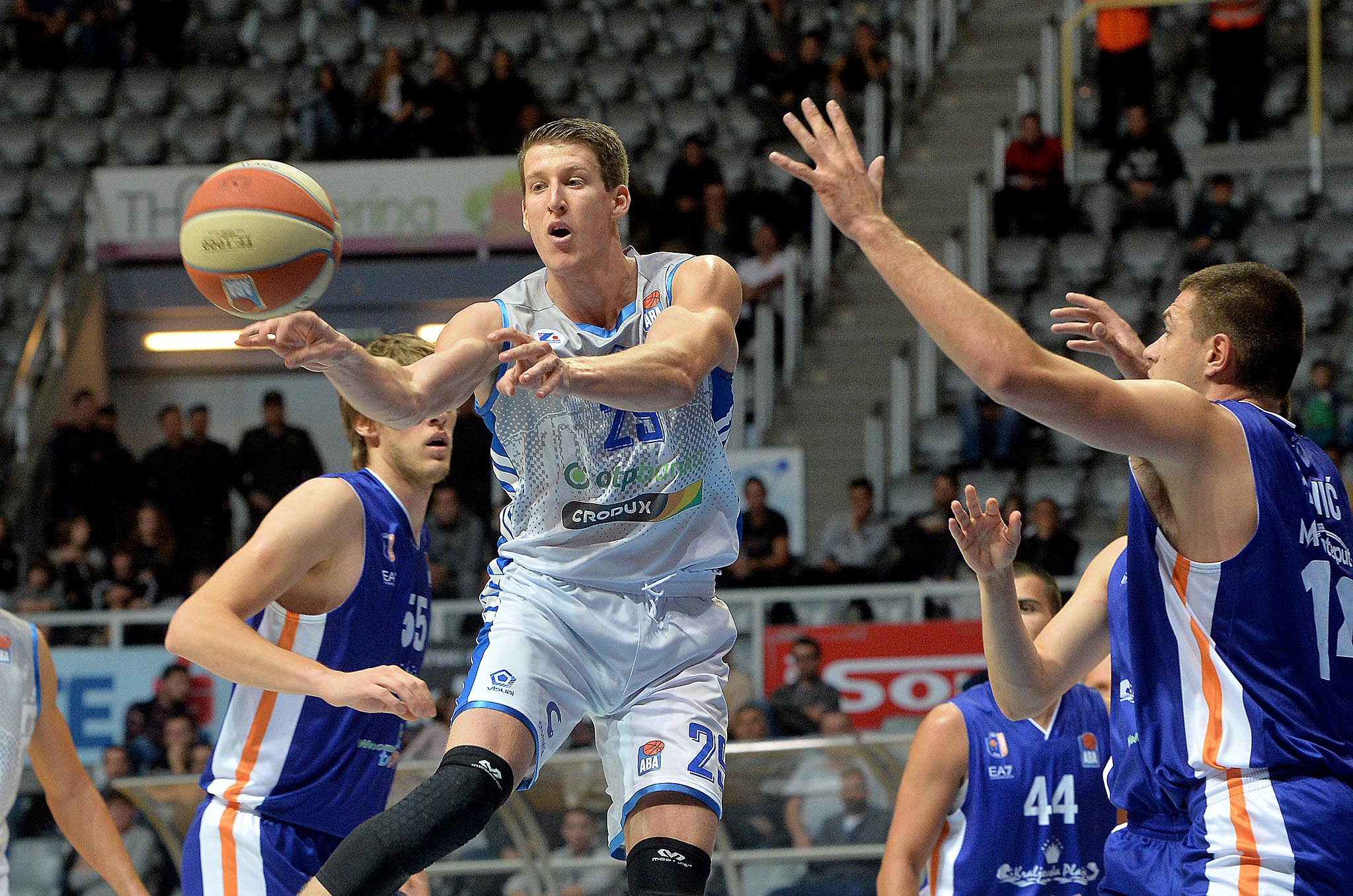 ABA LIGA Zadar ispustio pobjedu