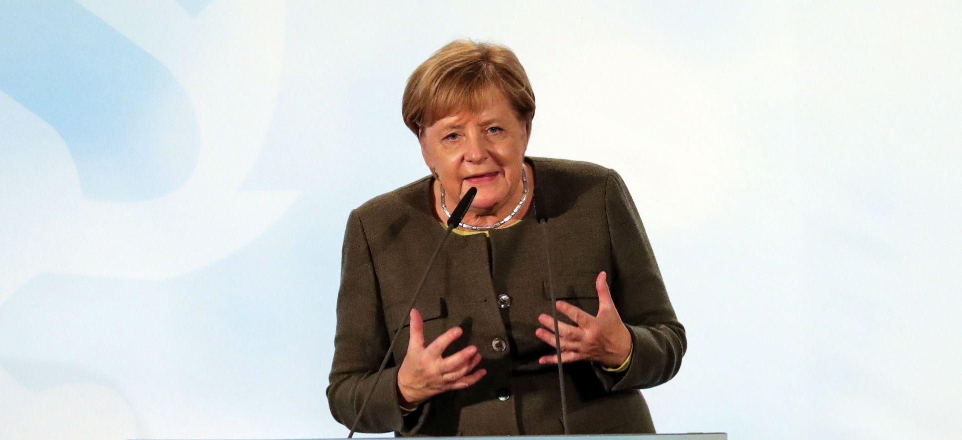 """Merkel """"zadovoljna"""" sporazumom o Brexitu"""