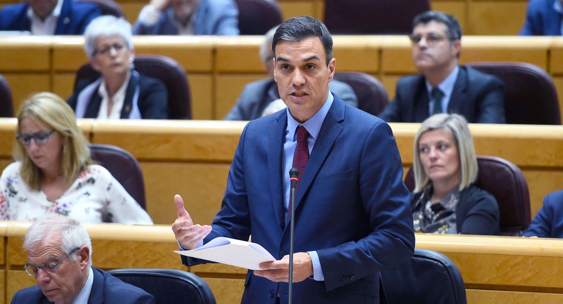 Španjolska policija spriječila atentat na premijera Sancheza