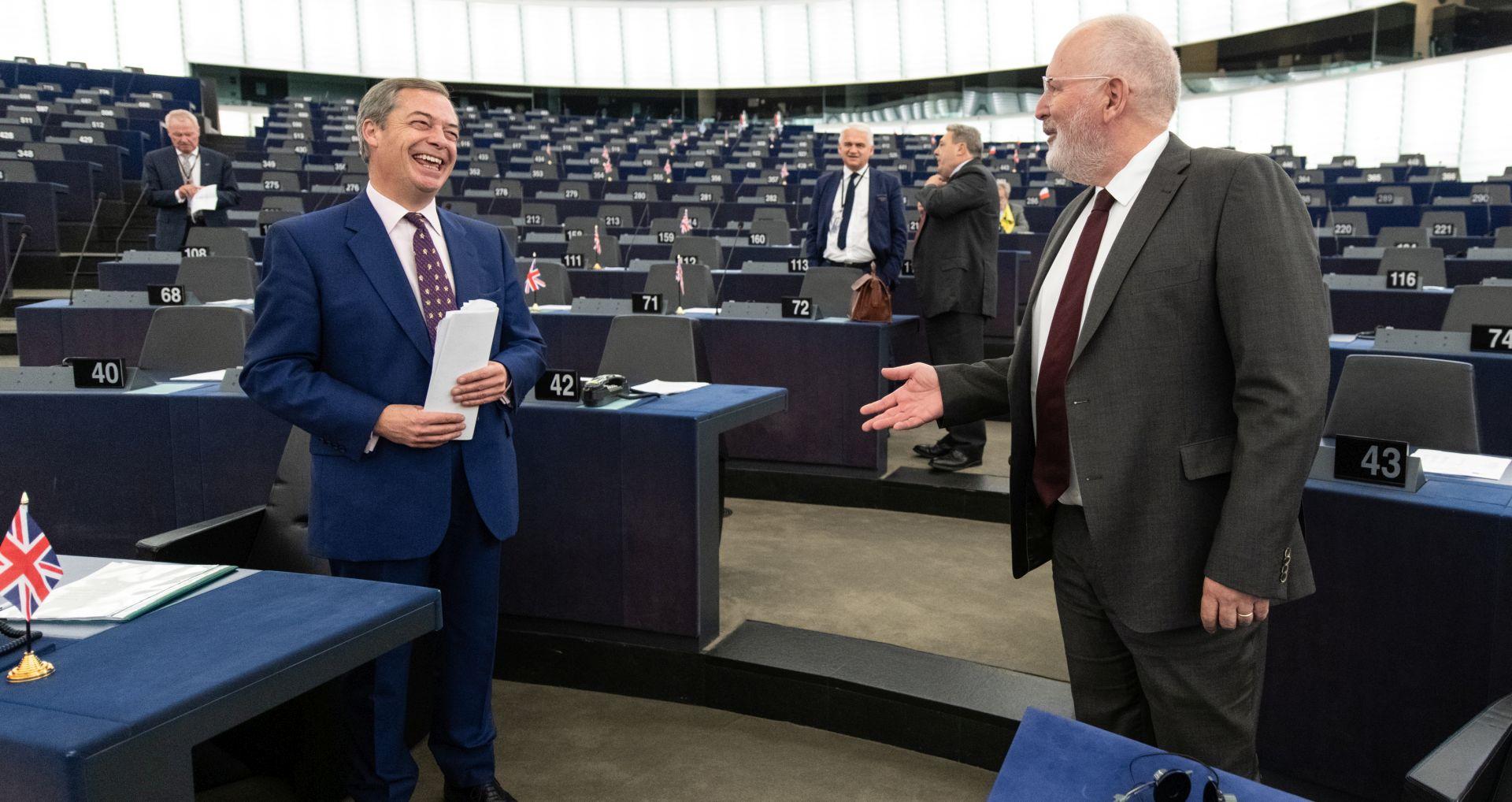 """Timmermans ostao jedini za socijalističku nominaciju """"spitzenkandidata"""""""