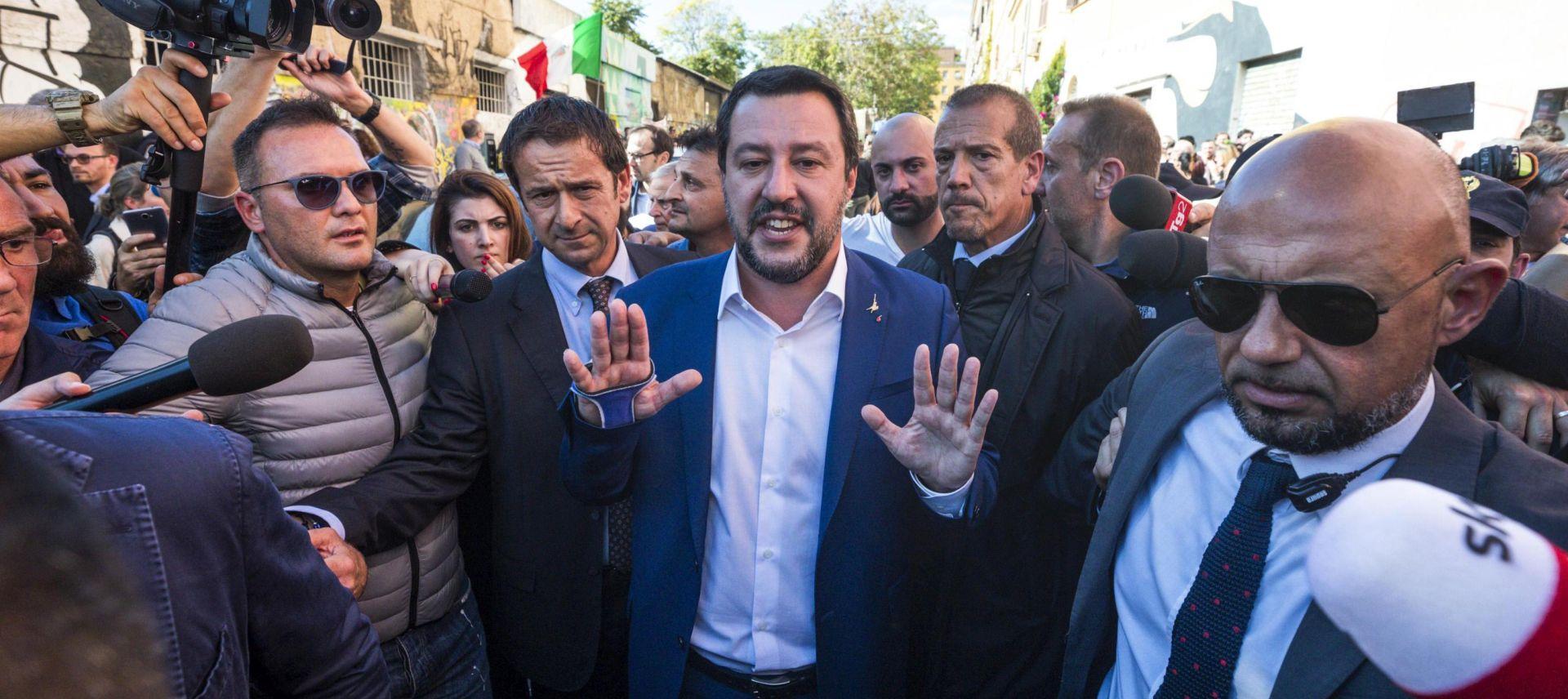 Talijanska vlada dobila povjerenje u jeku koalicijskih napetosti