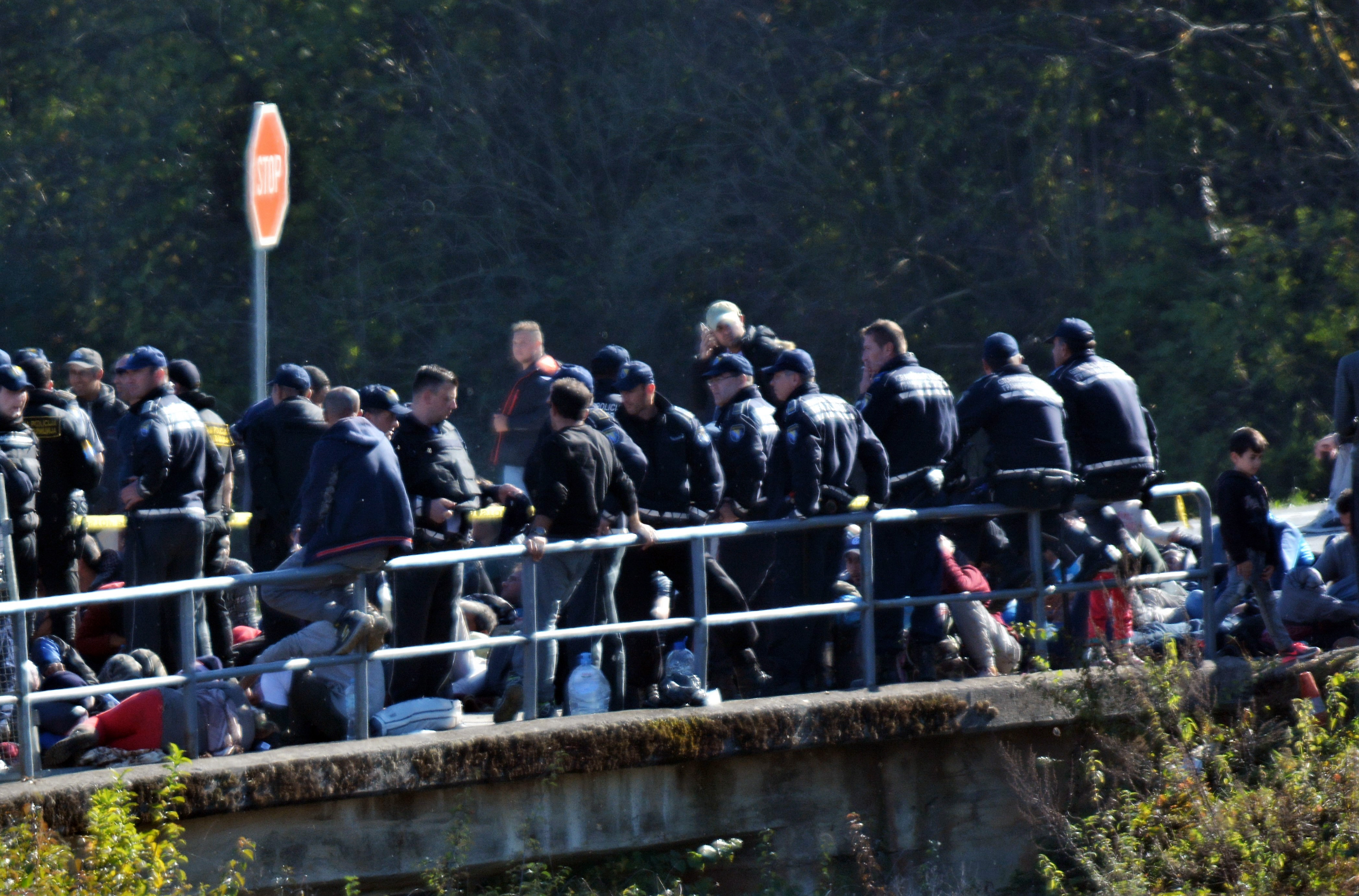 MUP 'Lažne vijesti o migrantima nemaju uporište u realnosti'