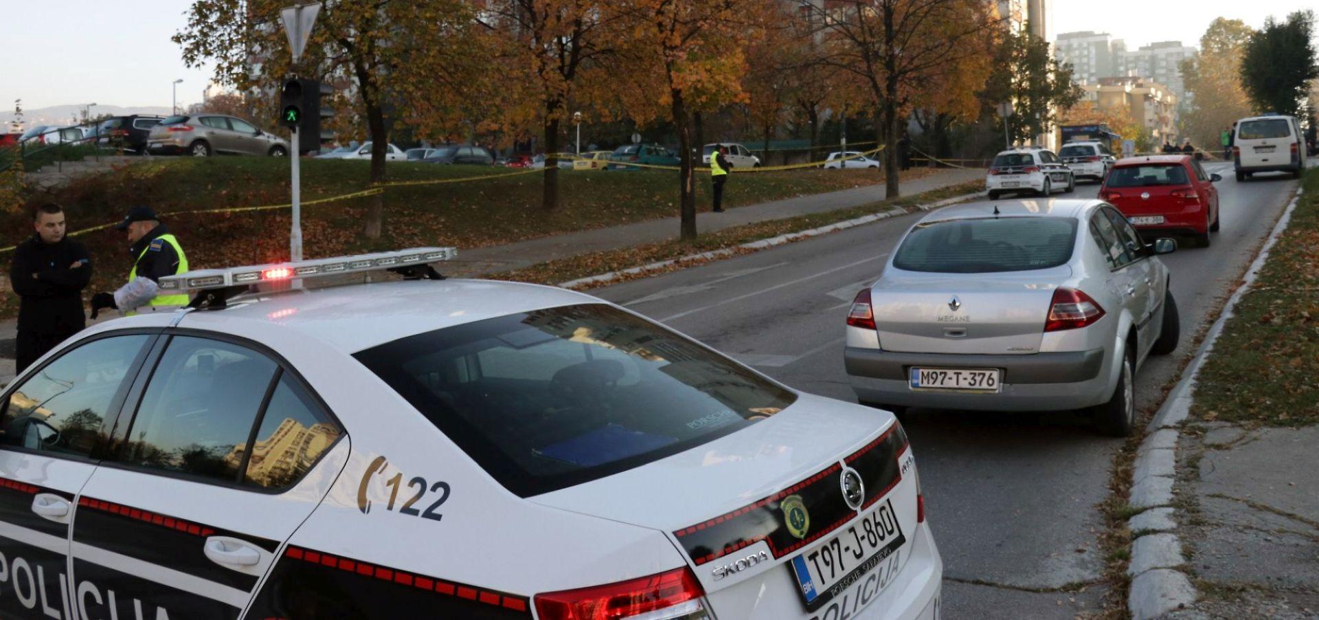 Uhićene dvije osobe povezane s ubojstvom policajaca u Sarajevu