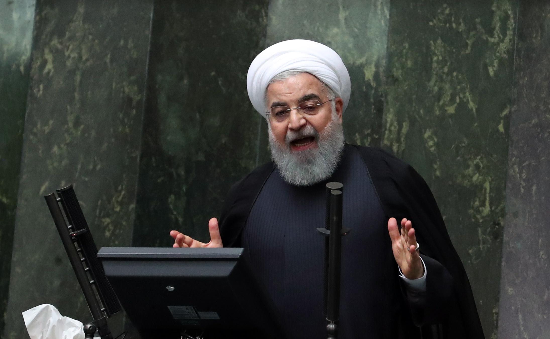 Rohani pozvao muslimane da se ujedine protiv SAD-a