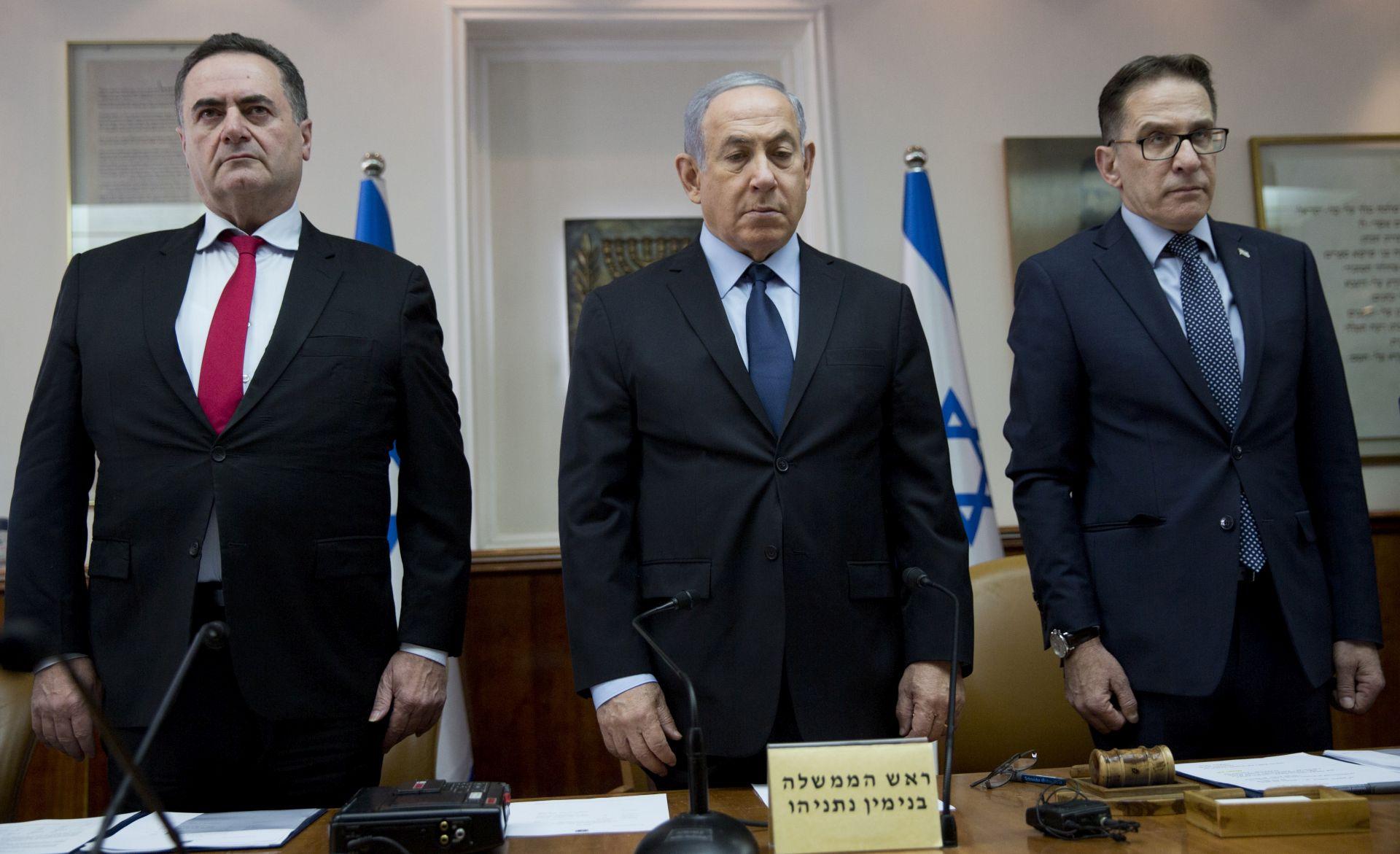 Netanyahu čestitao Trumpu na ponovnom uvođenju sankcija Iranu