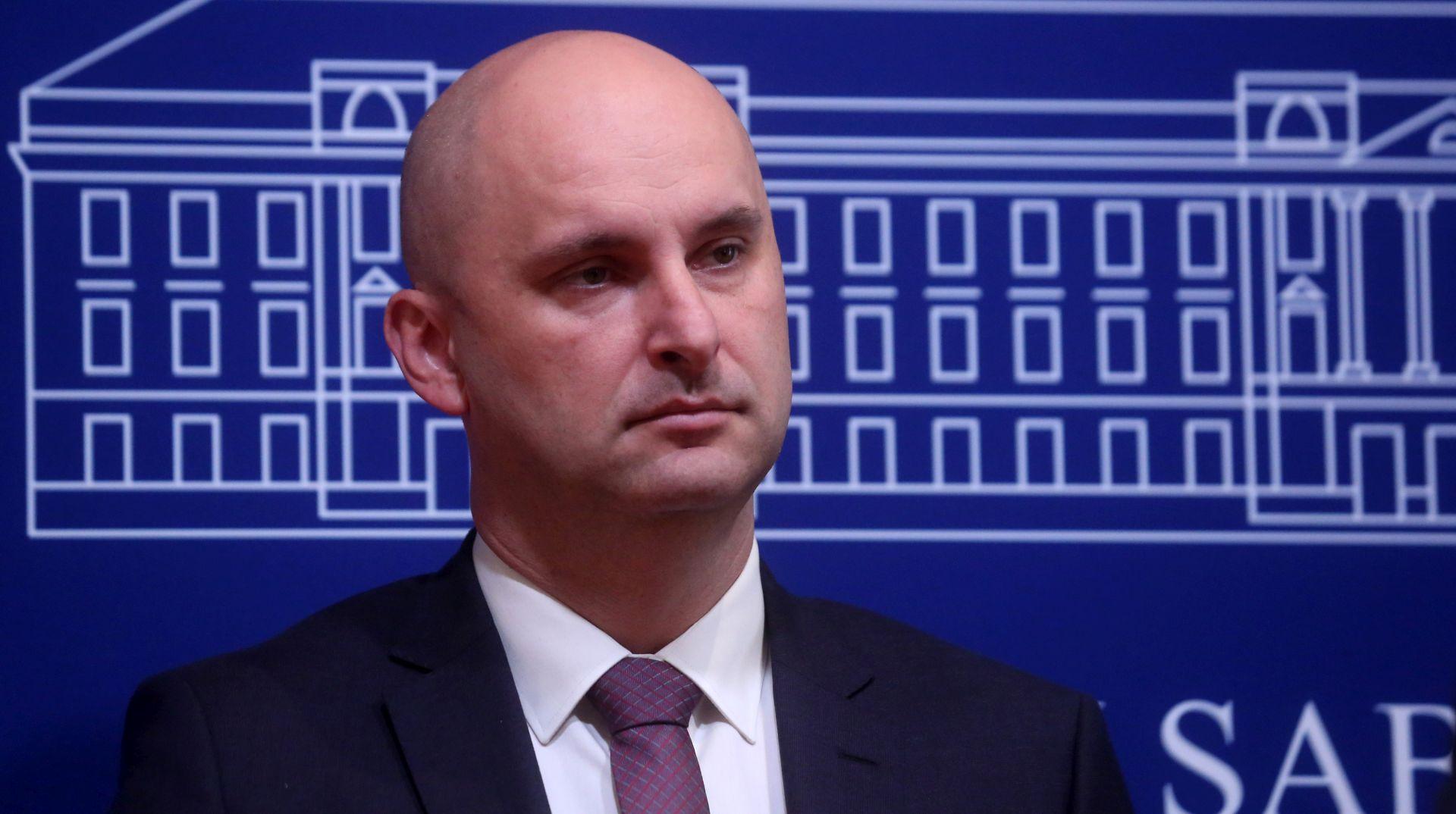Povjerenstvo kaznilo Tolušića s 3000 kuna