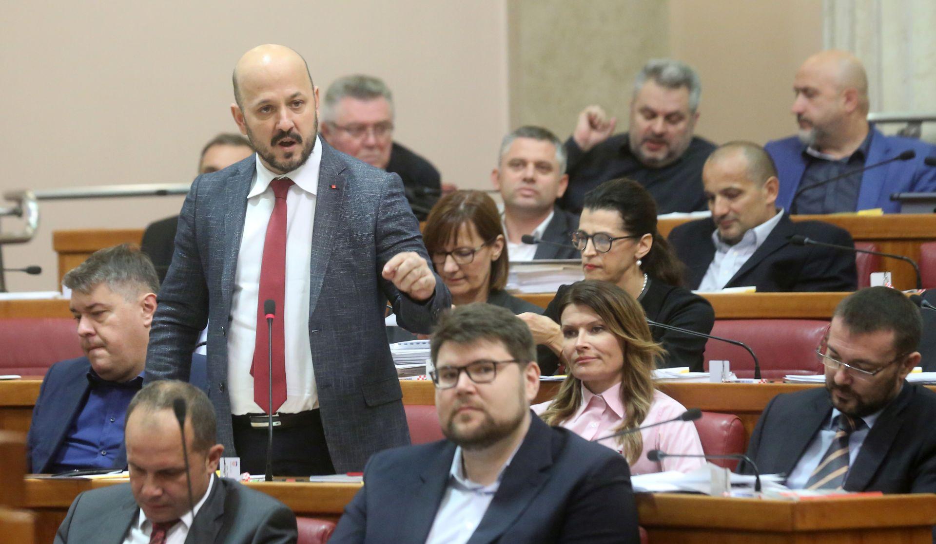 """MARAS """"Plenković je kao rak samac, a Bandić moruzgva"""""""